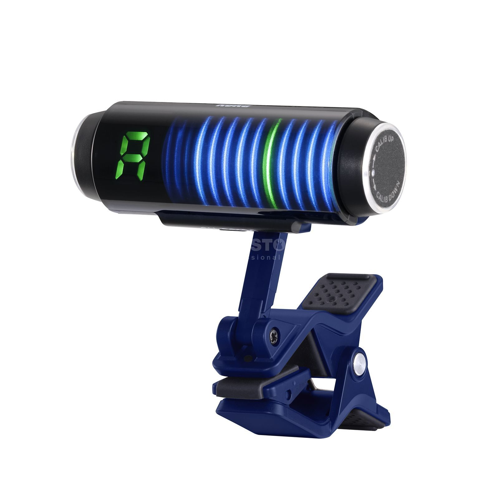 Korg SHCS100BL Sledgehammer Custom 100 Clip-On-Tuner Product Image