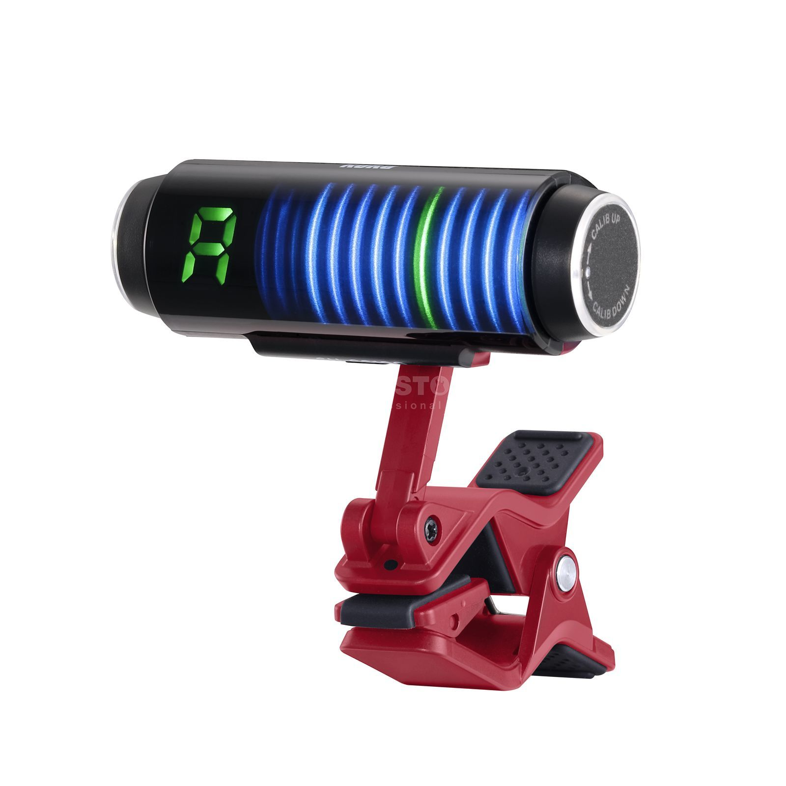 Korg SHCS100RD Sledgehammer Custom 100 Clip-On-Tuner Product Image