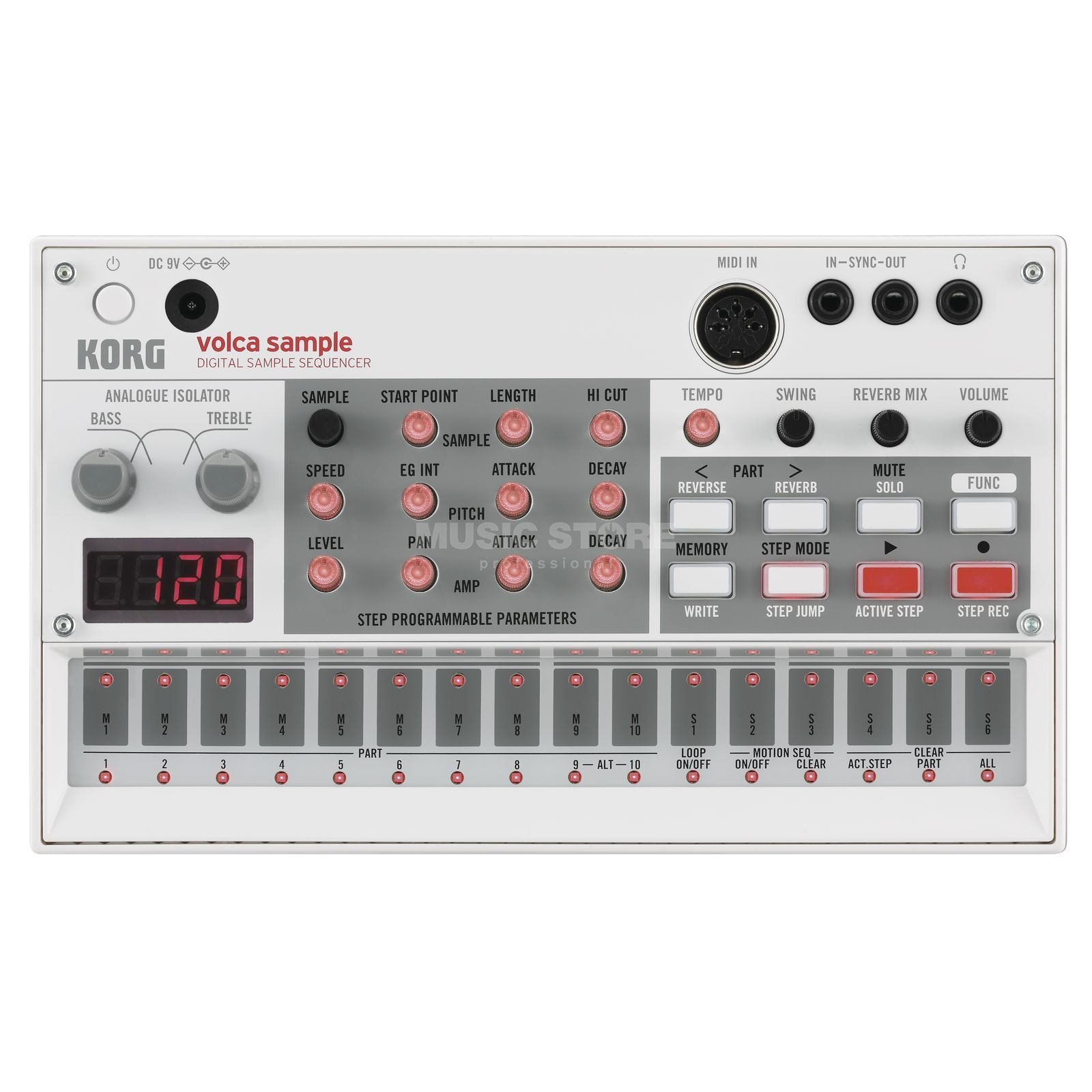 Korg Volca Sample Product Image