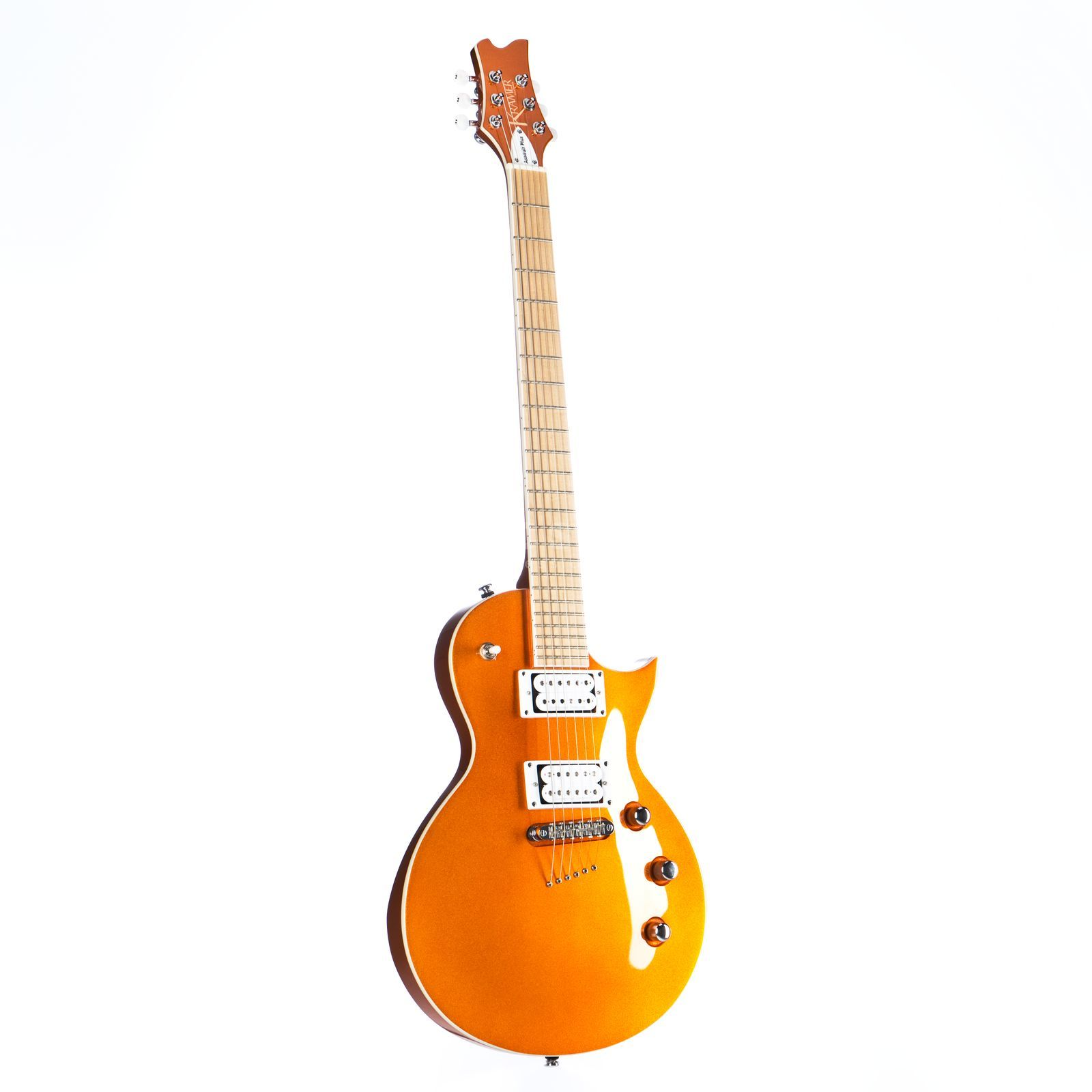 Kramer Guitars Assault Plus Candy Tangerine Produktbild