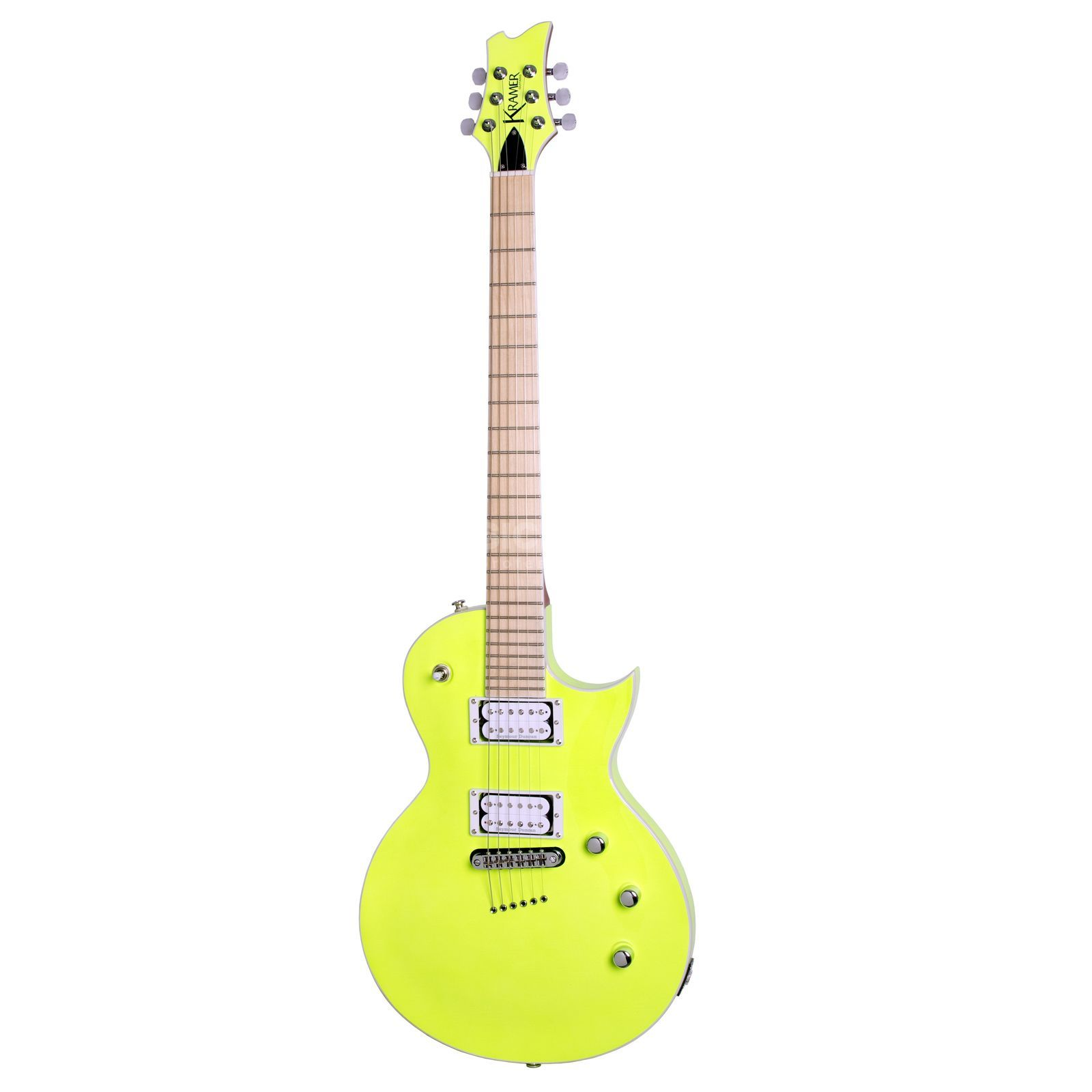 Kramer Guitars Assault Plus Fluorescent Green Imagem do produto