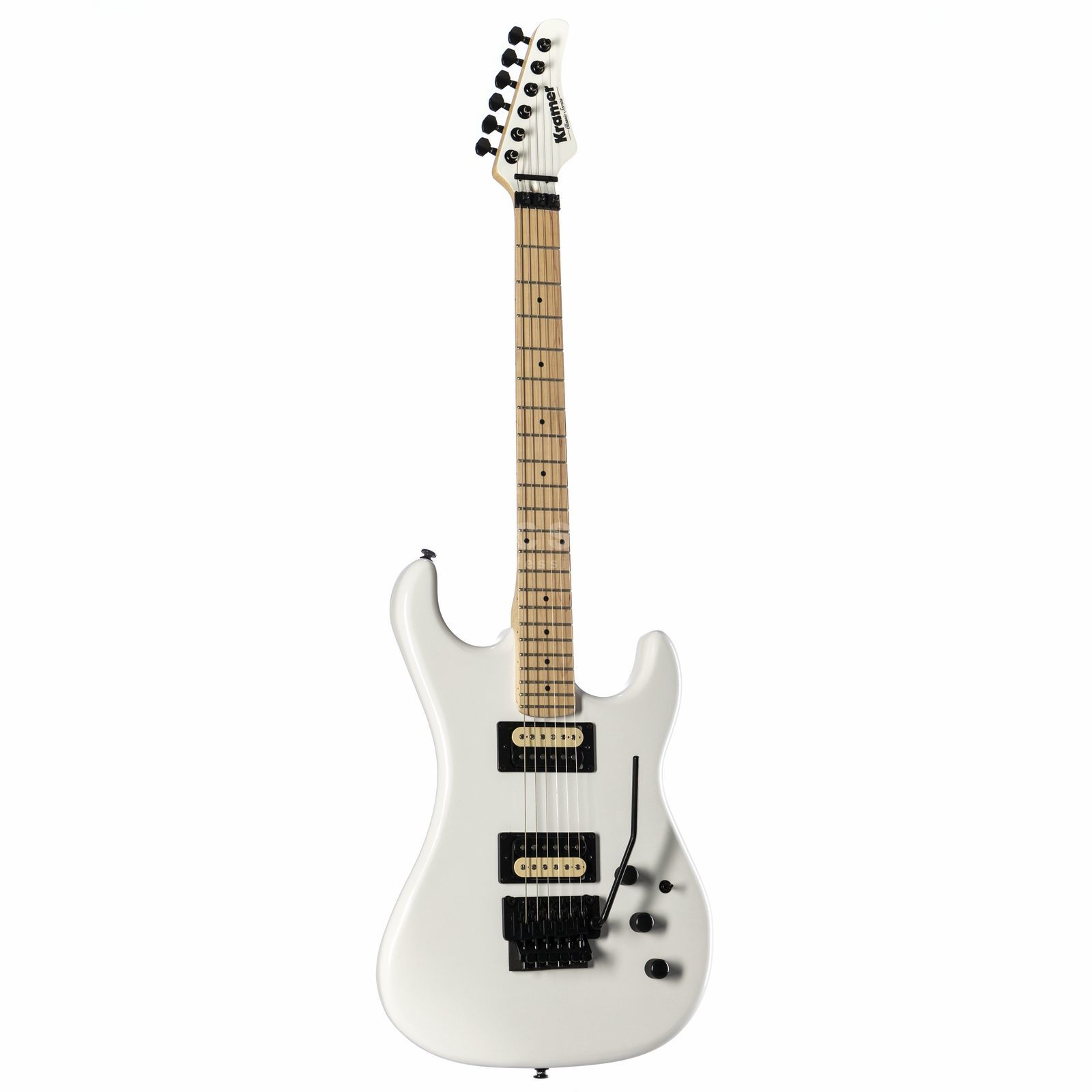 Kramer Pacer Classic PW Pearl White Produktbillede