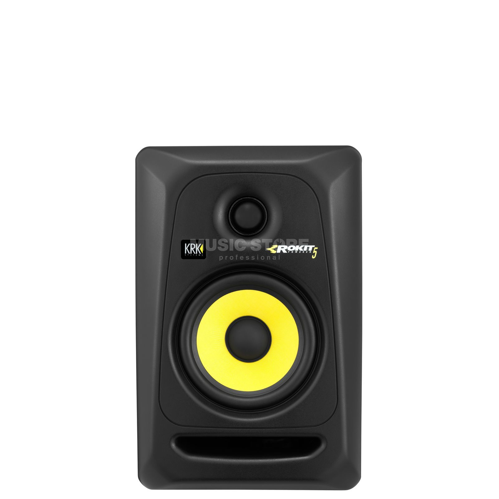 KRK Rokit 5 RP5 G3 Studiomonitor, active, black Product Image