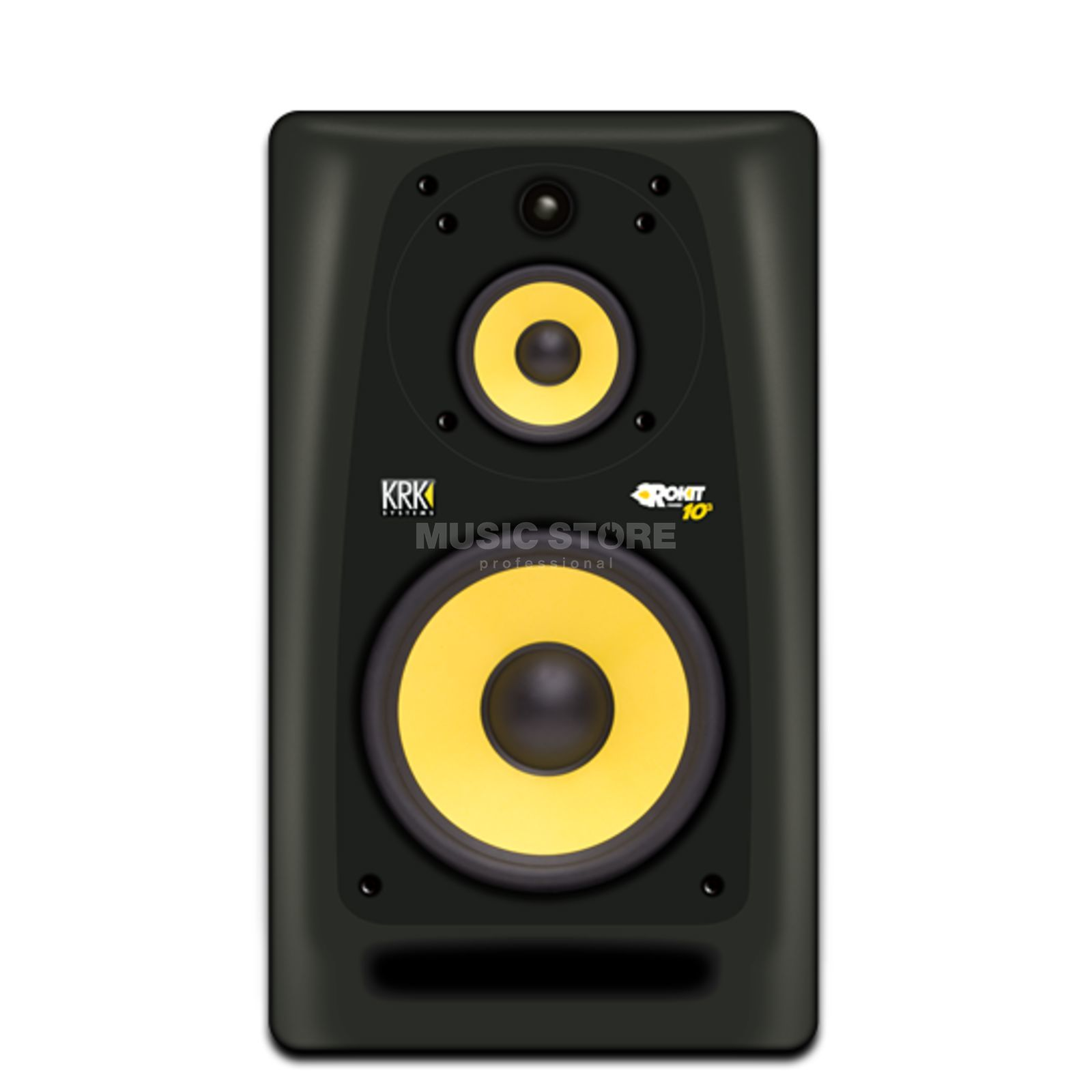 KRK Rokit RP10-3 Active 3-Way Studio Monitor Product Image