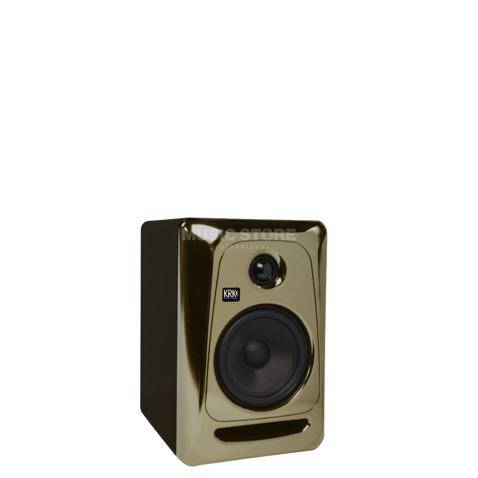 KRK Rokit RP5 G3 Black Gold Strictly Limited Edition Product Image