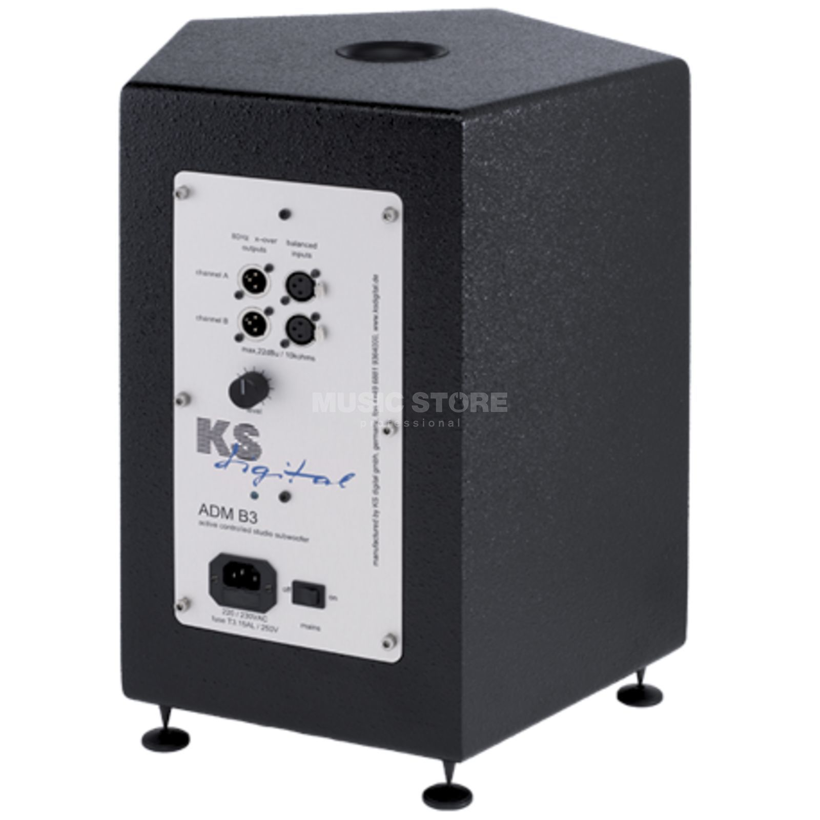 KS-Digital ADM-B3 Subwoofer Product Image