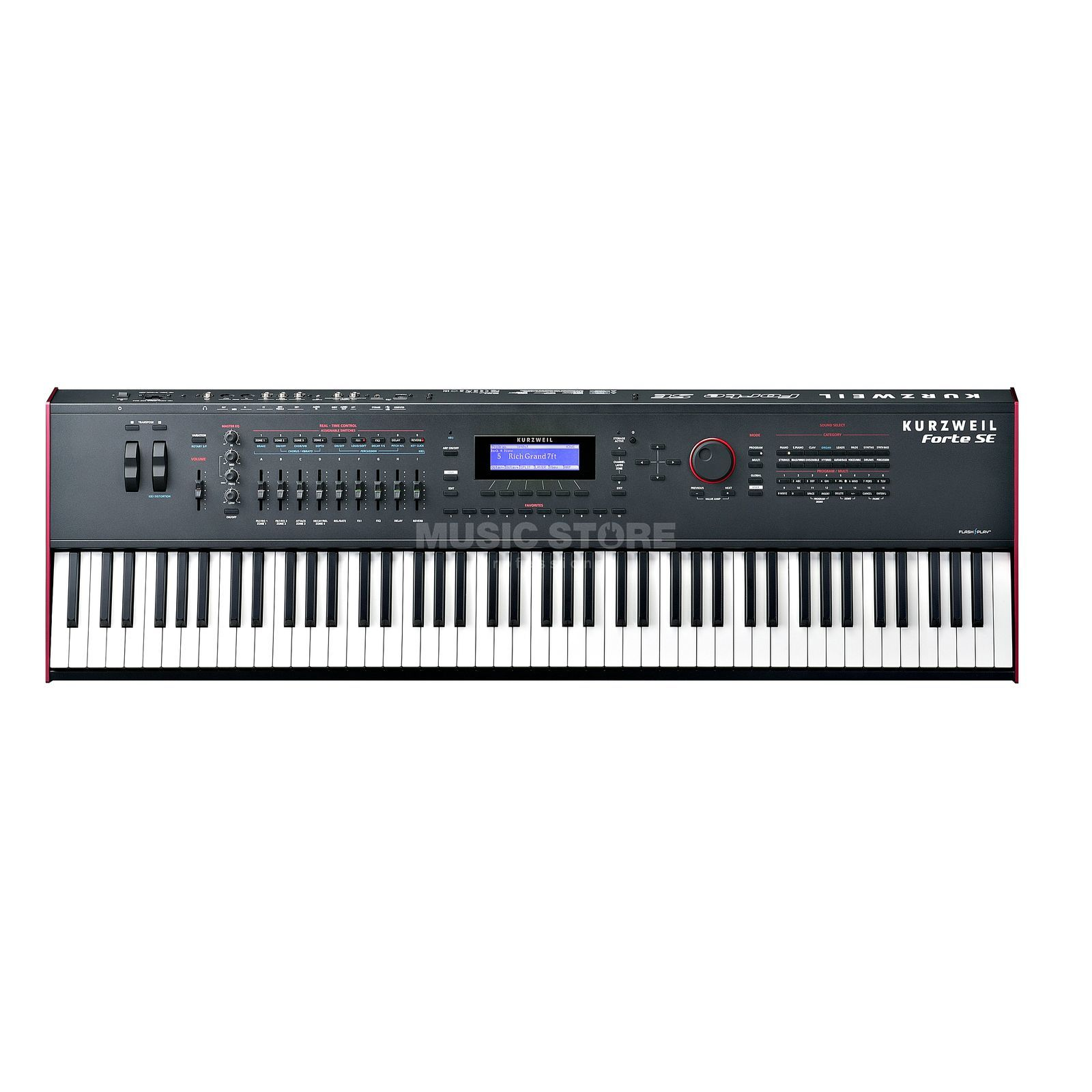 Kurzweil FORTE SE DEMO B-Stock Product Image