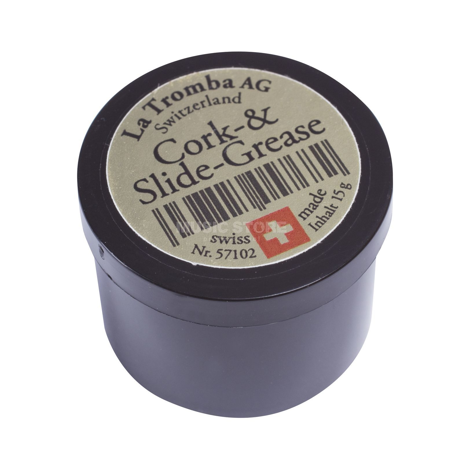 LA TROMBA Cork & Slide Grease 15g (100g = 24.- Ç) Product Image