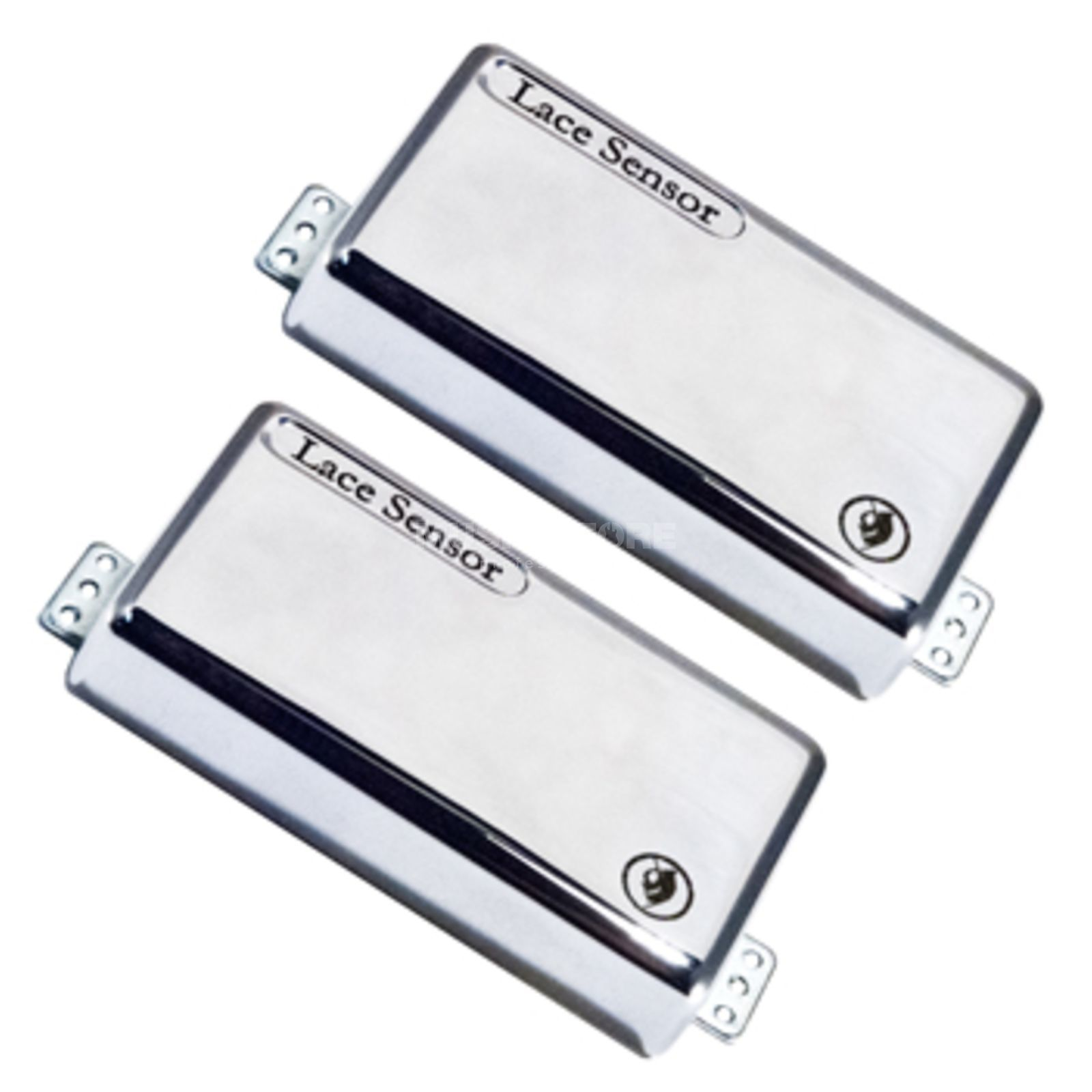 Lace Pickups Bill Kelliher's Humbucker Set Dissonant Aggressors / Chrome Produktbild