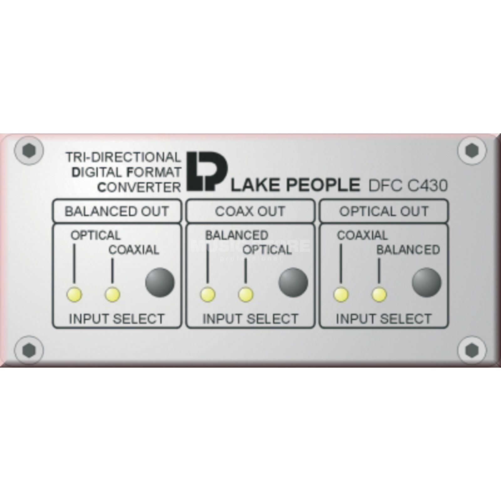 Lake People DFC C430 Digital Format Converter Produktbillede