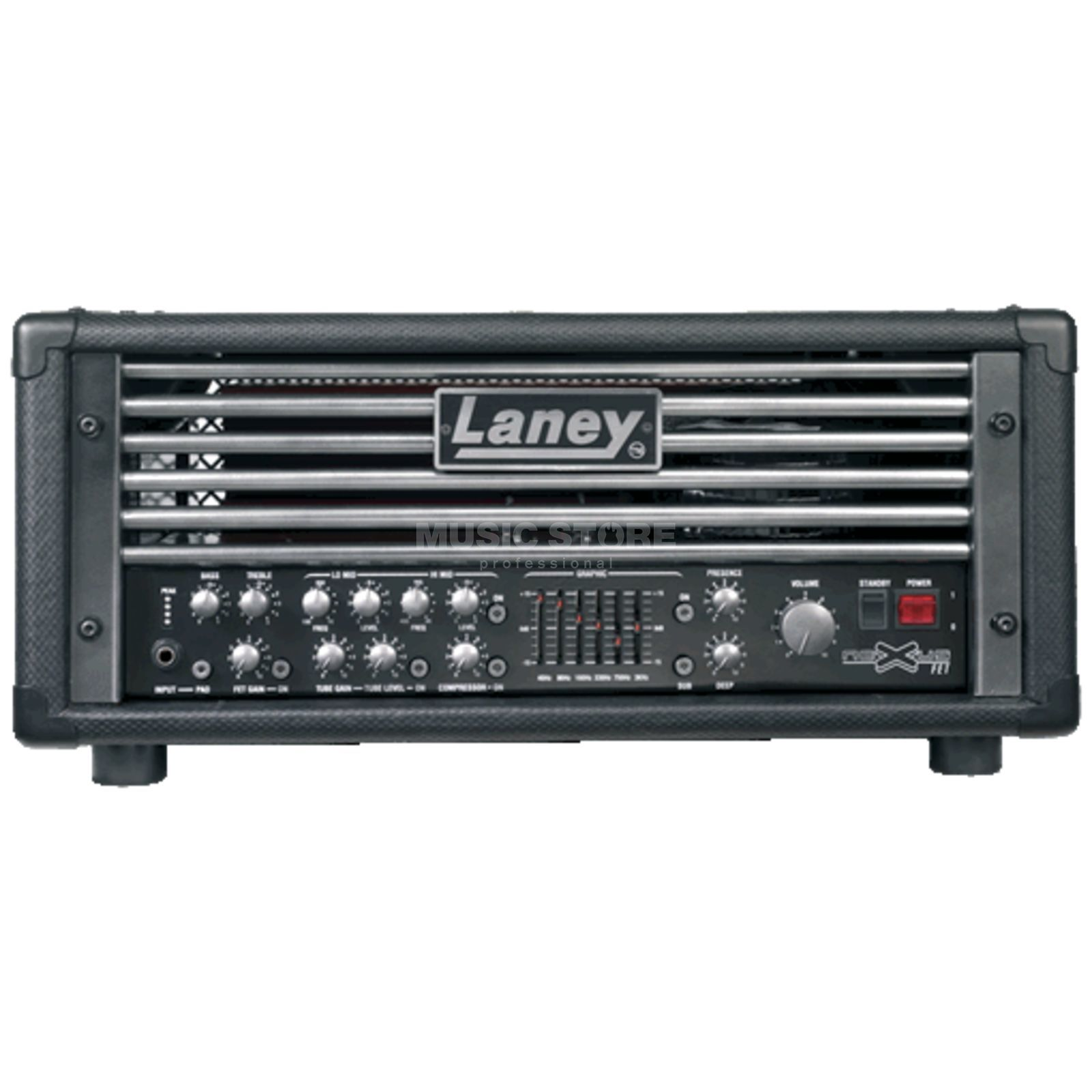 Laney Nexus FET Head 650 Watt 4 Ohm Bass Topteil Produktbild
