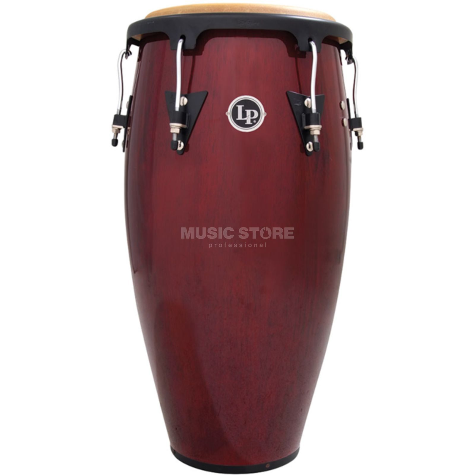 "Latin Percussion Aspire Conga LPA610-DW, 10"" Quinto, Dark Wood #DW Produktbillede"