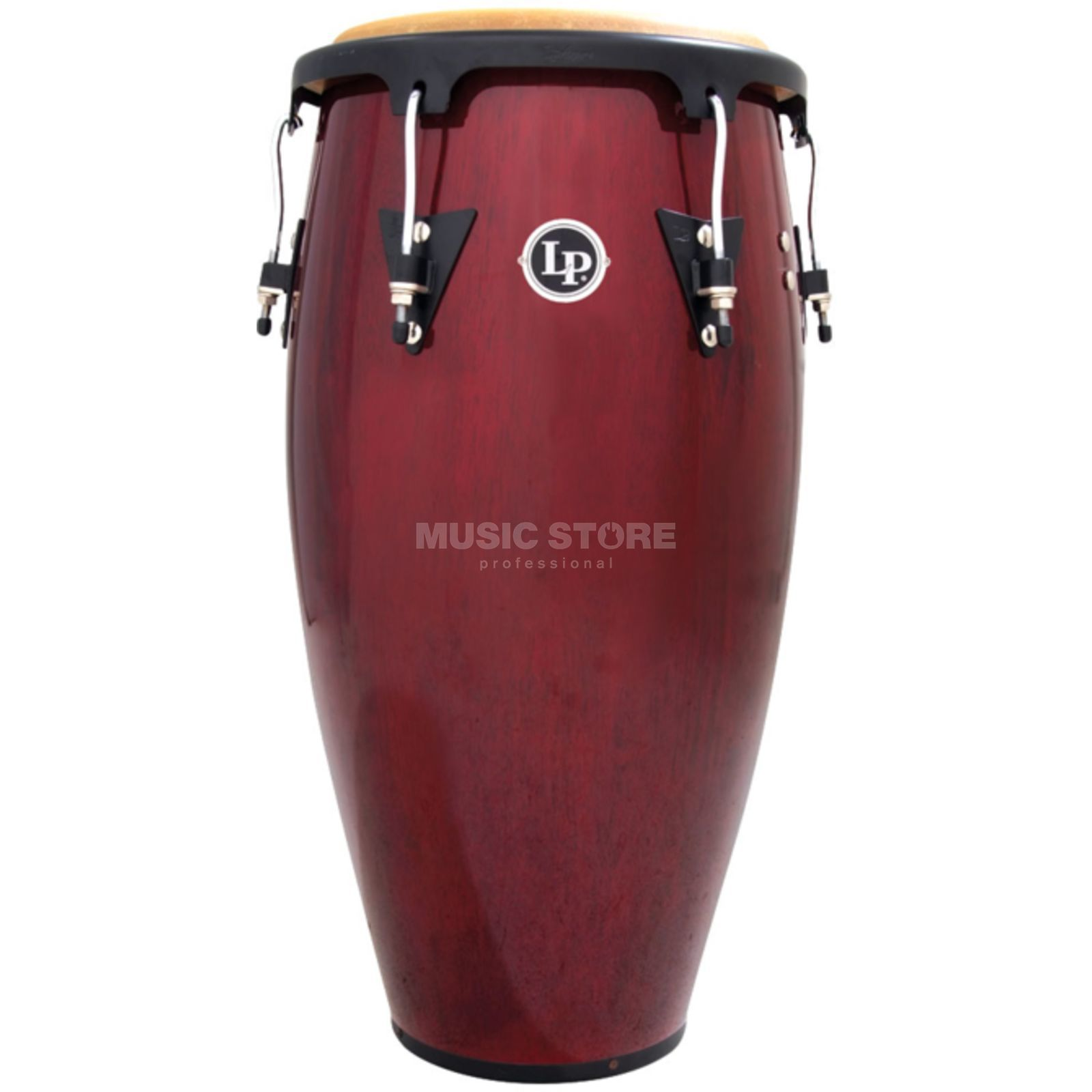"Latin Percussion Aspire Conga LPA612-DW, 12"" Tumba, Dark Wood #DW Изображение товара"