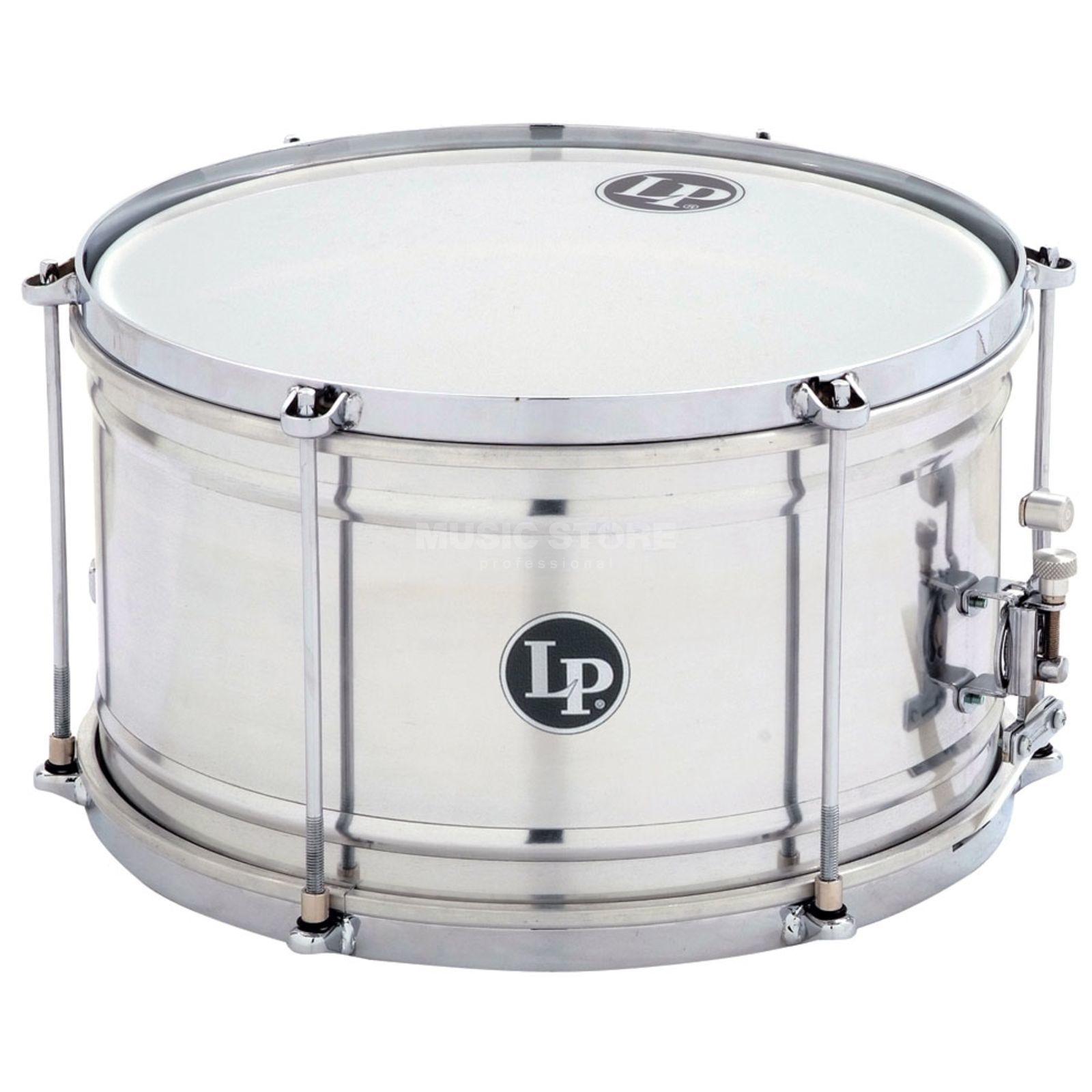 "Latin Percussion Caixa LP3212, 12""x7"", Aluminium Product Image"