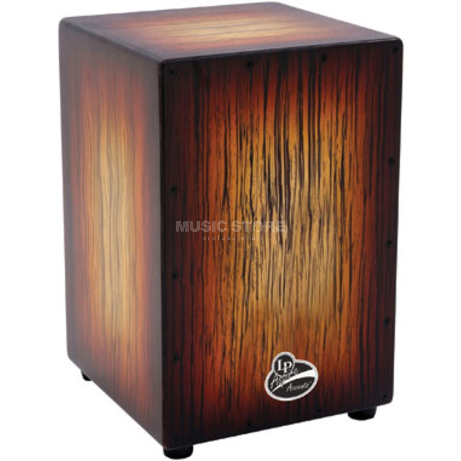 Latin Percussion Cajon Aspire Accent LP1332, Sunburst Produktbillede