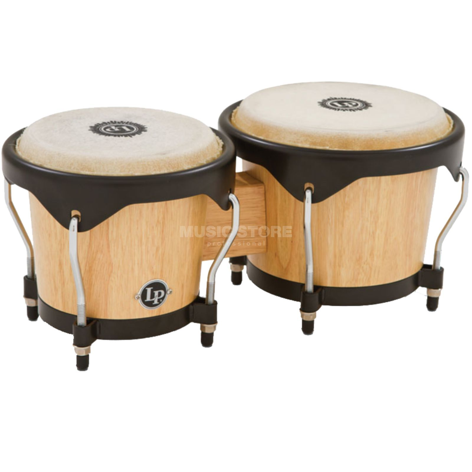 Latin Percussion City Bongos LP601NY-AW, Natural Produktbillede