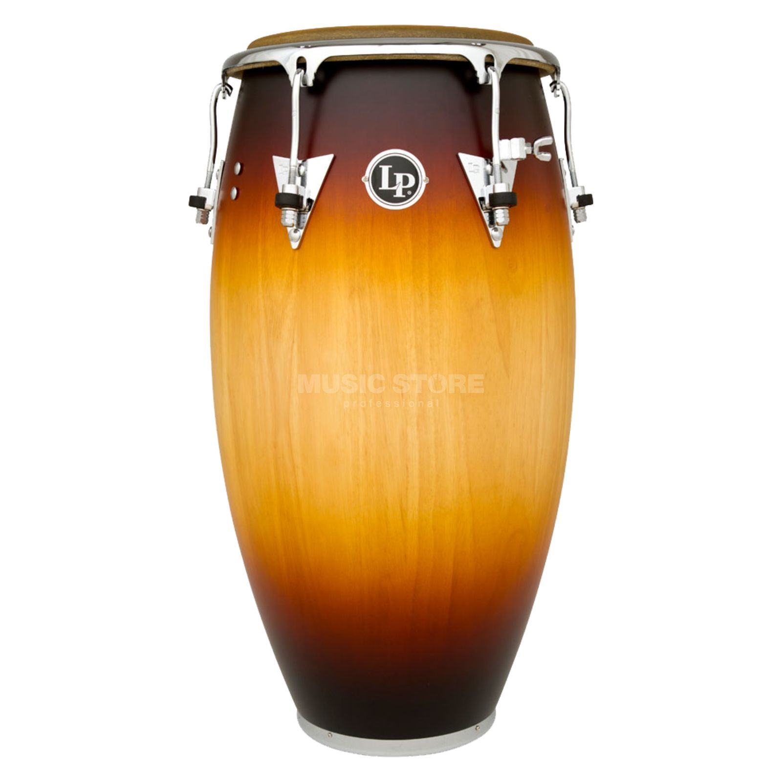 "Latin Percussion Classic Conga LP522X-MSB, 11"" Quinto, Antique Sunburst Produktbild"