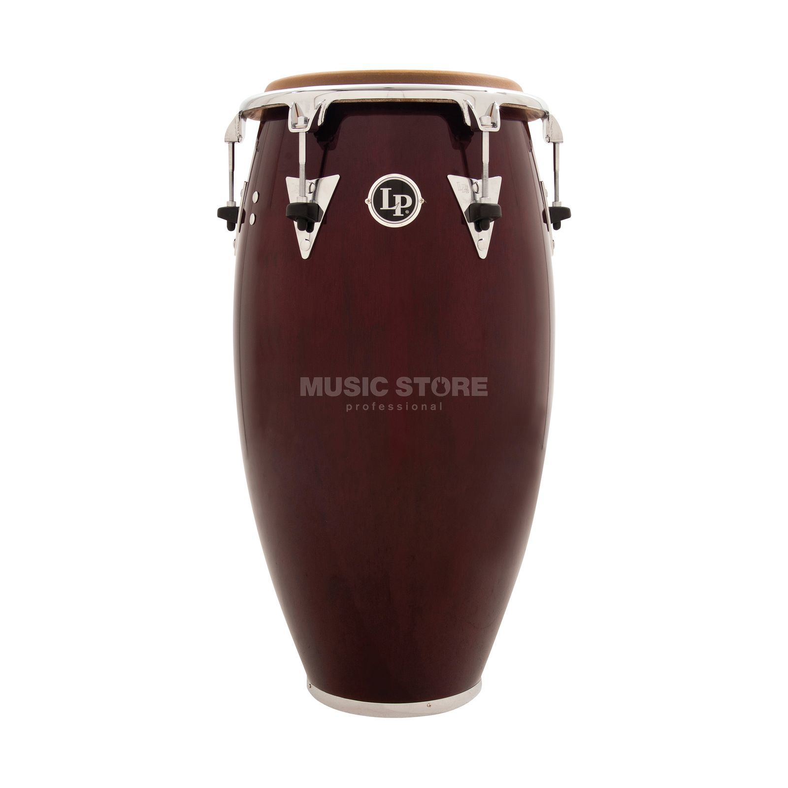 "Latin Percussion Classic Conga LP552T-DW 12 1/2"" Tumba, Dark Wood Productafbeelding"