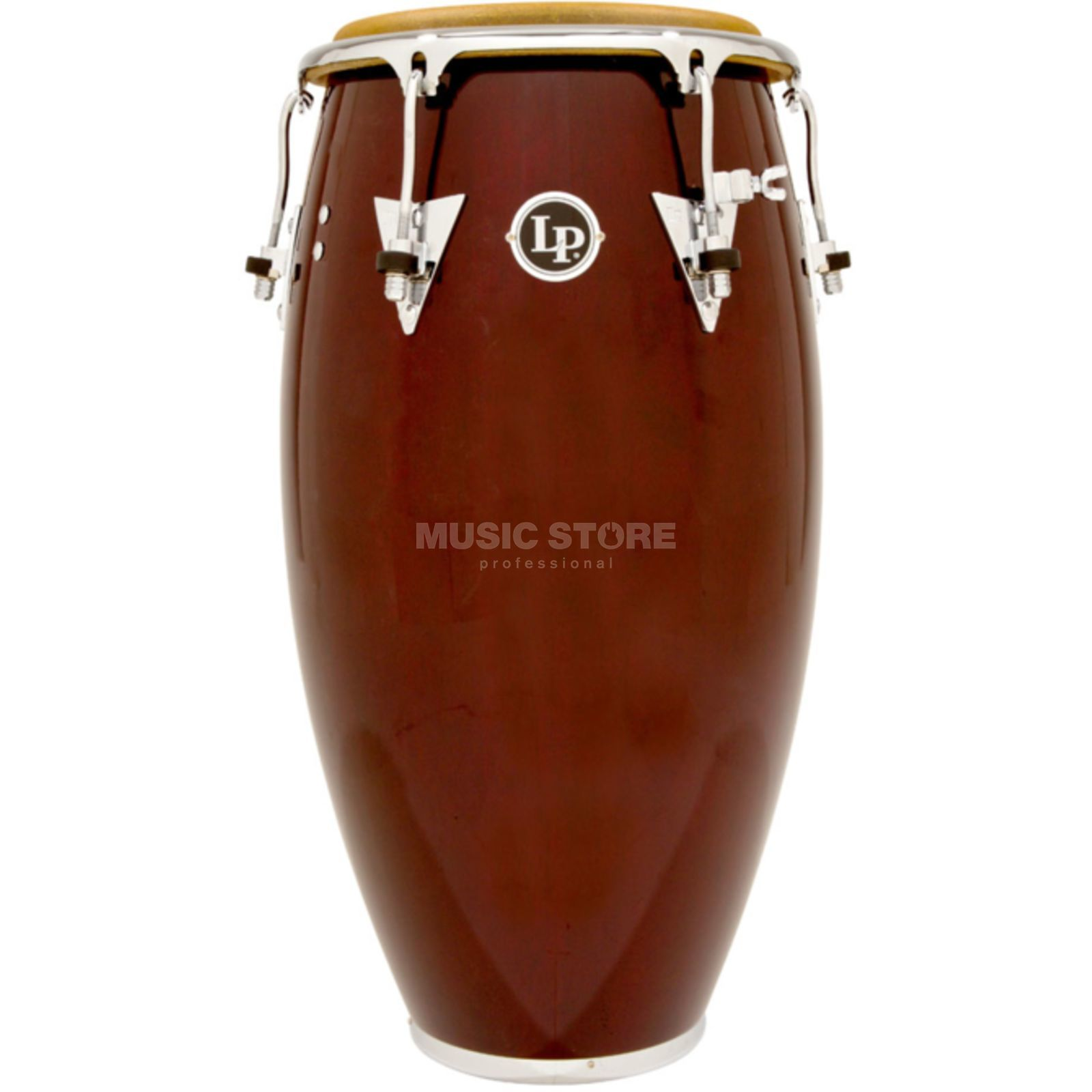 "Latin Percussion Classic Conga LP559X-DW 11 3/4"" Conga, Wine red Product Image"