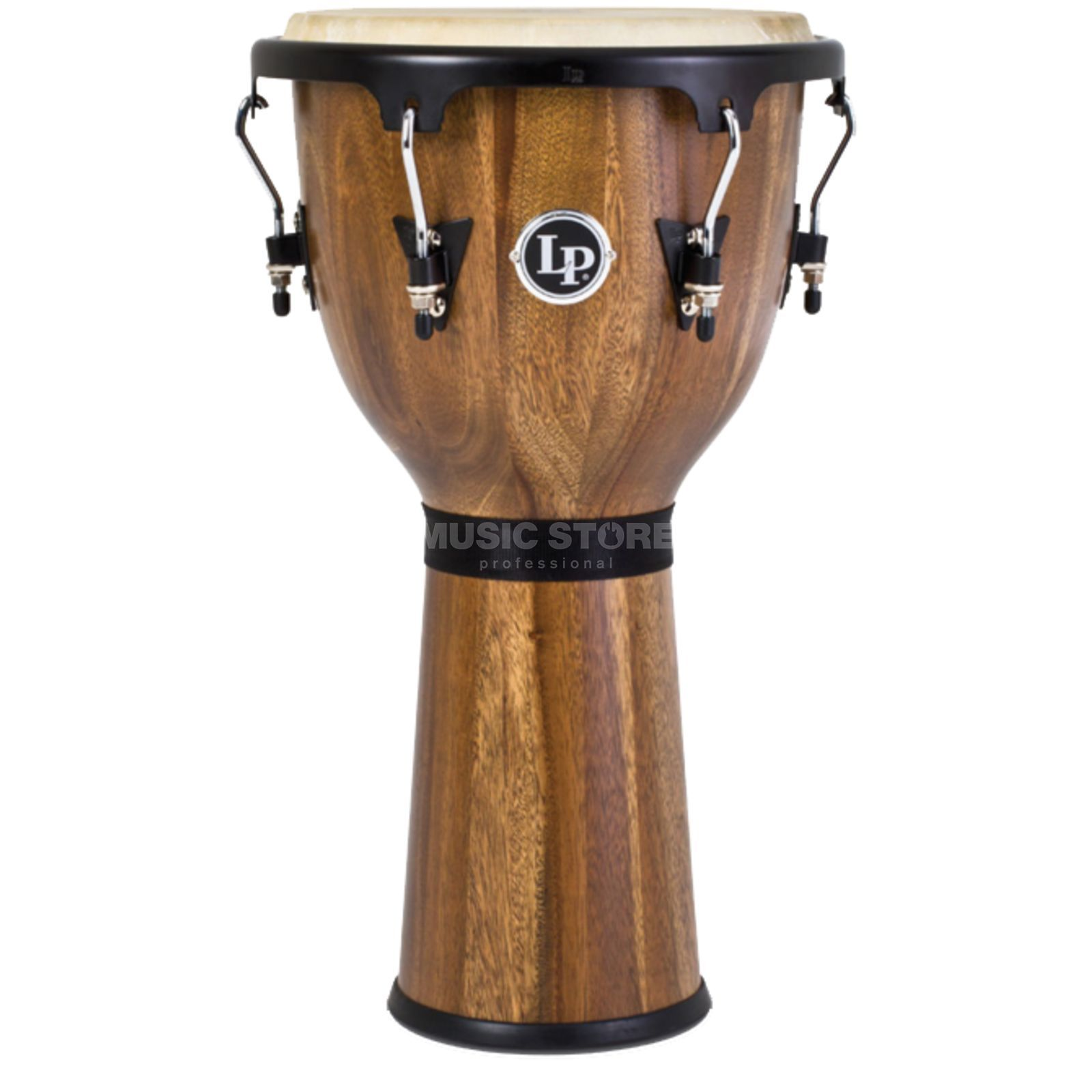 Latin Percussion Djembe Aspire LPA632-SW, Walnut, Goat Head Produktbillede