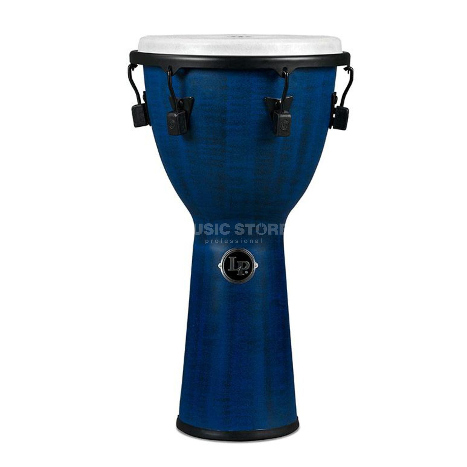 "Latin Percussion FX Mech Djembe LP726B, 11"", Blue Product Image"