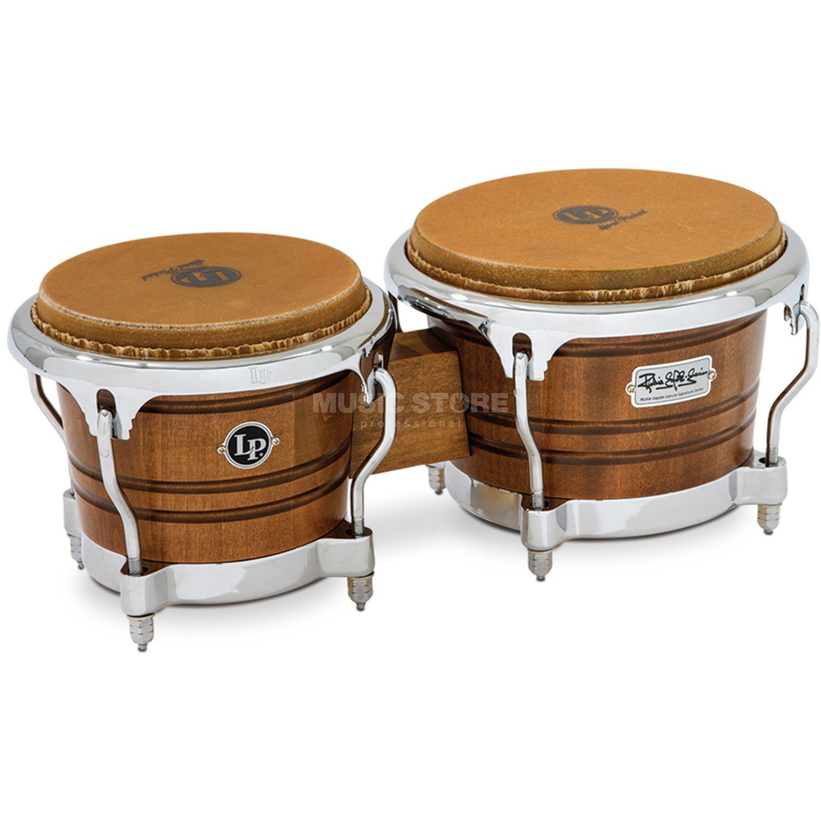 Latin Percussion Generation II Signature Bongos LP201AX-2RGM Produktbillede