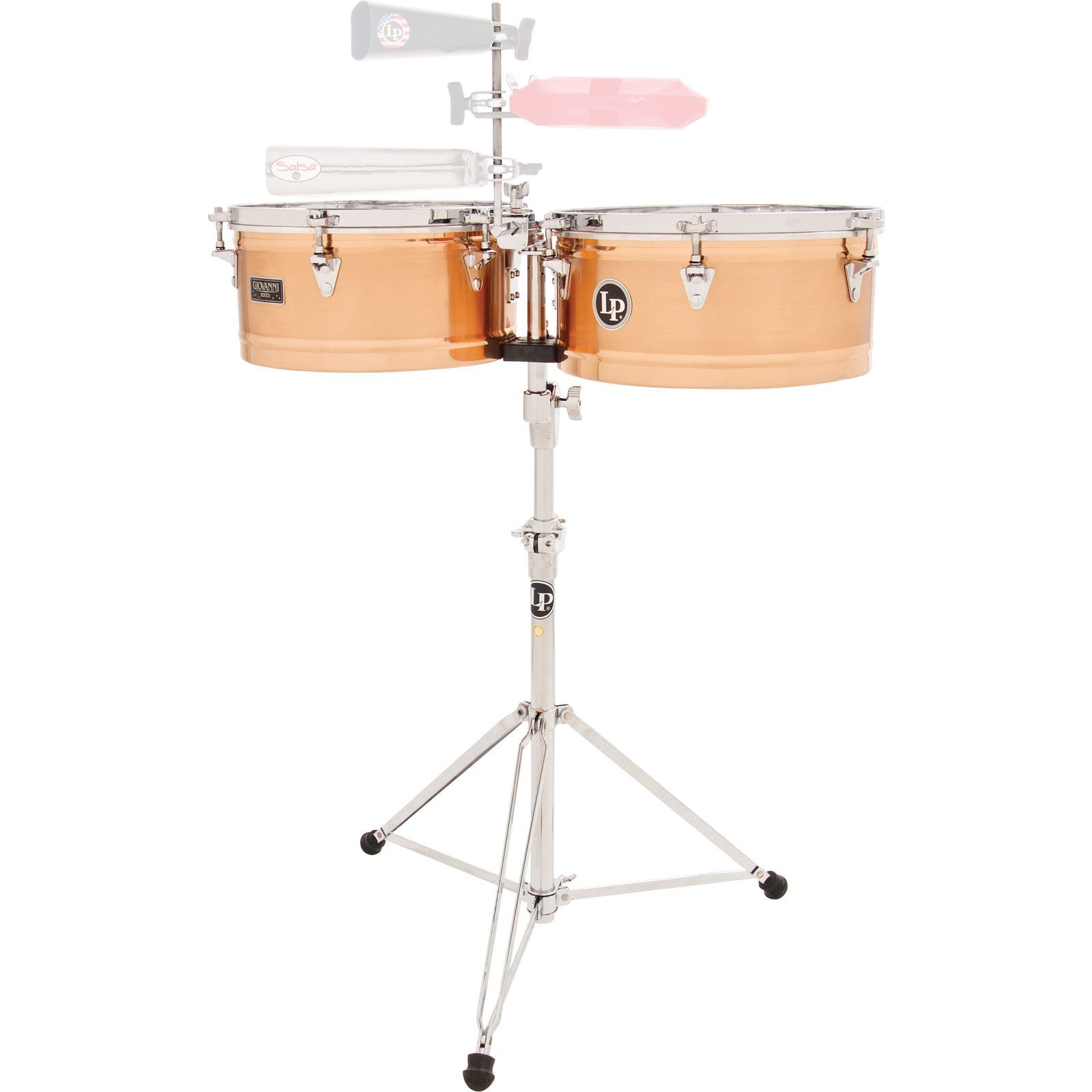Latin Percussion Giovanni Prestige Timbales, LP1314-GIO Produktbillede
