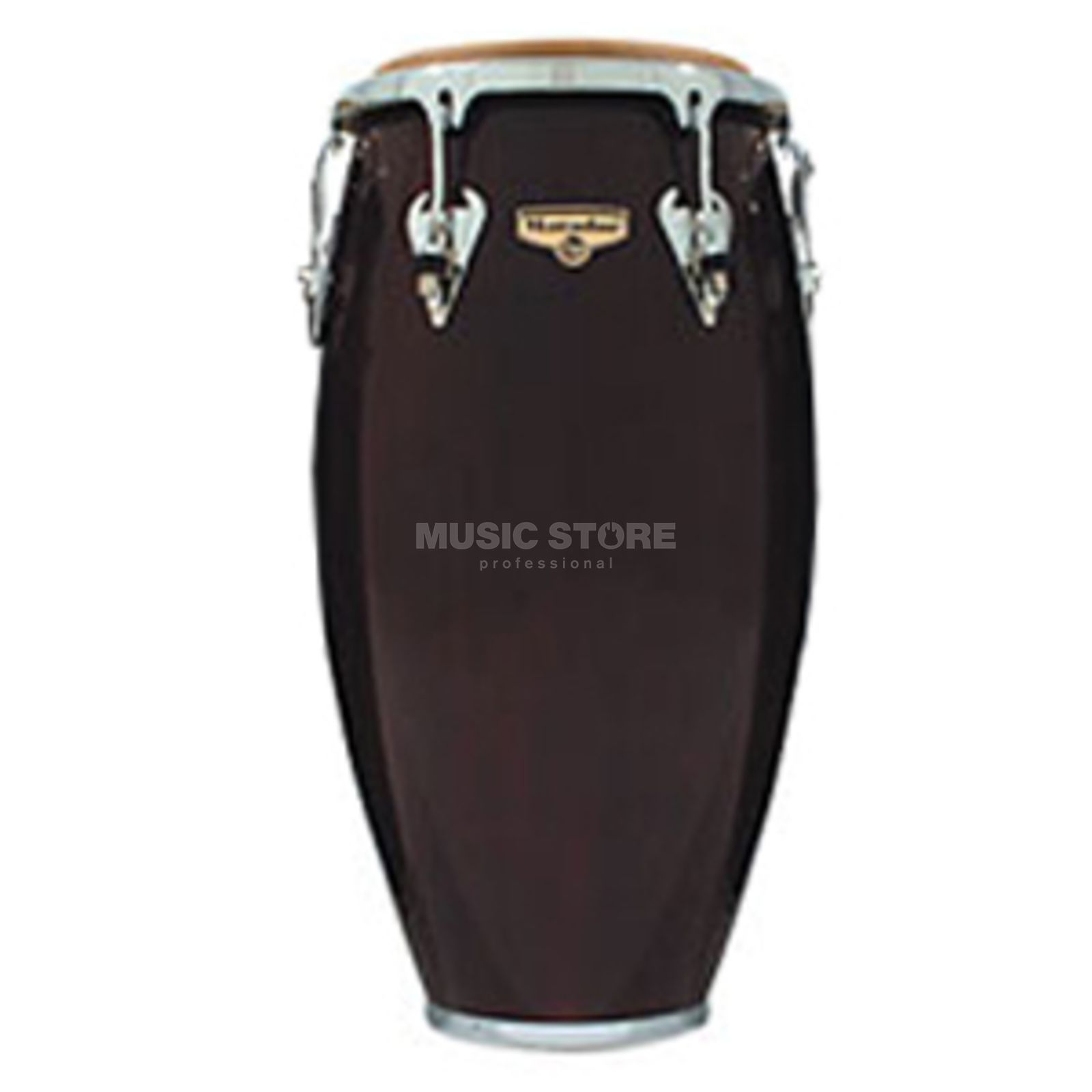 "Latin Percussion Matador Conga M754S-W, 12 1/2"" Tumba, Dark Brown #W Produktbild"