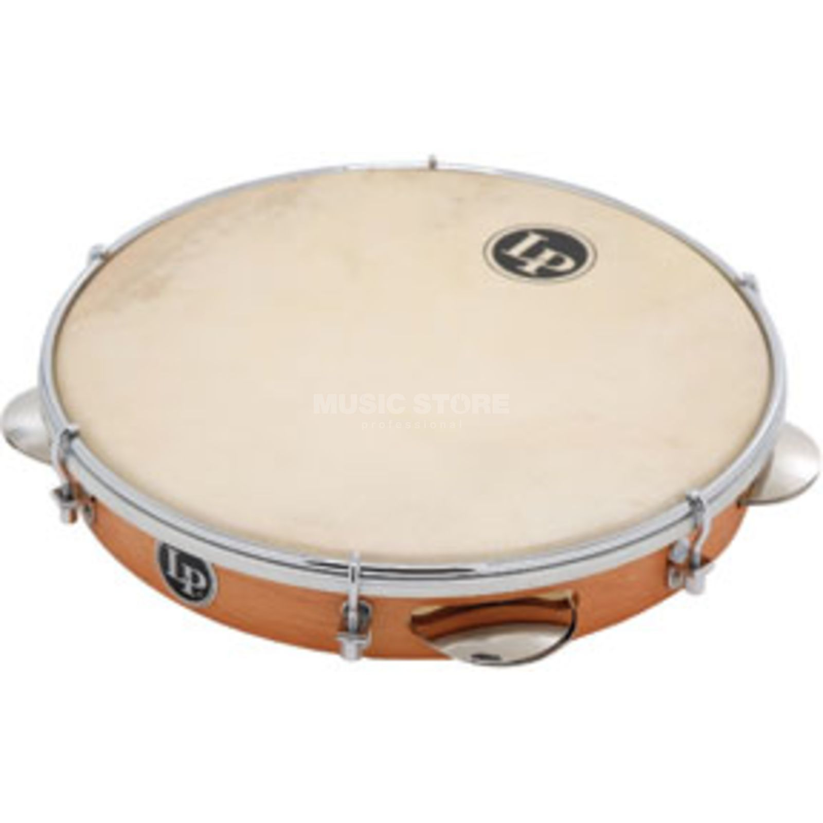 "Latin Percussion Pandeiro Rio 10"" LP3010N, Wood Produktbild"