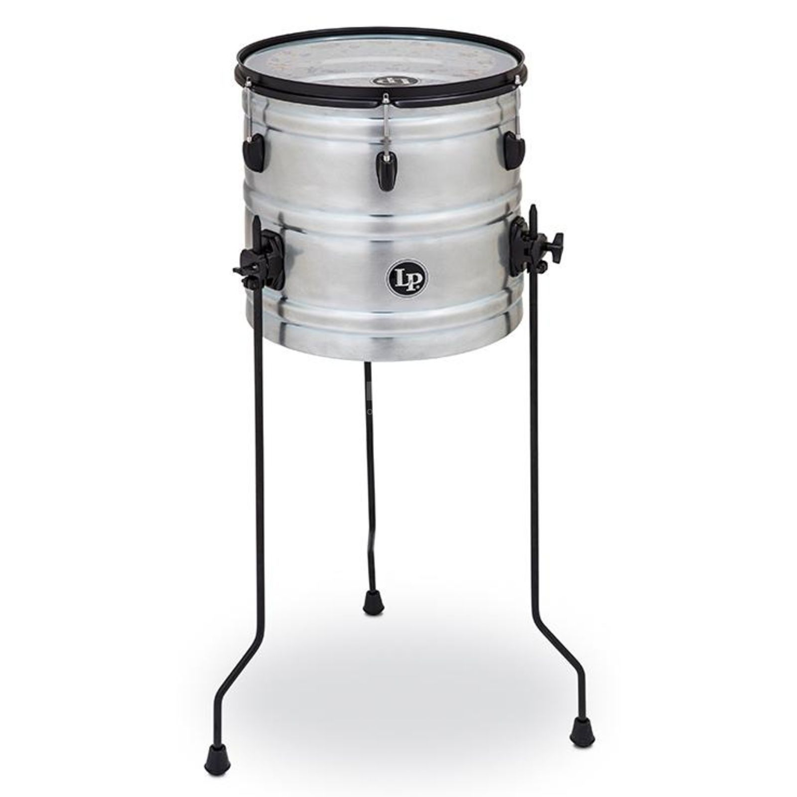 "Latin Percussion Street Can Drum LP1614, 14"", Raw Series Produktbillede"