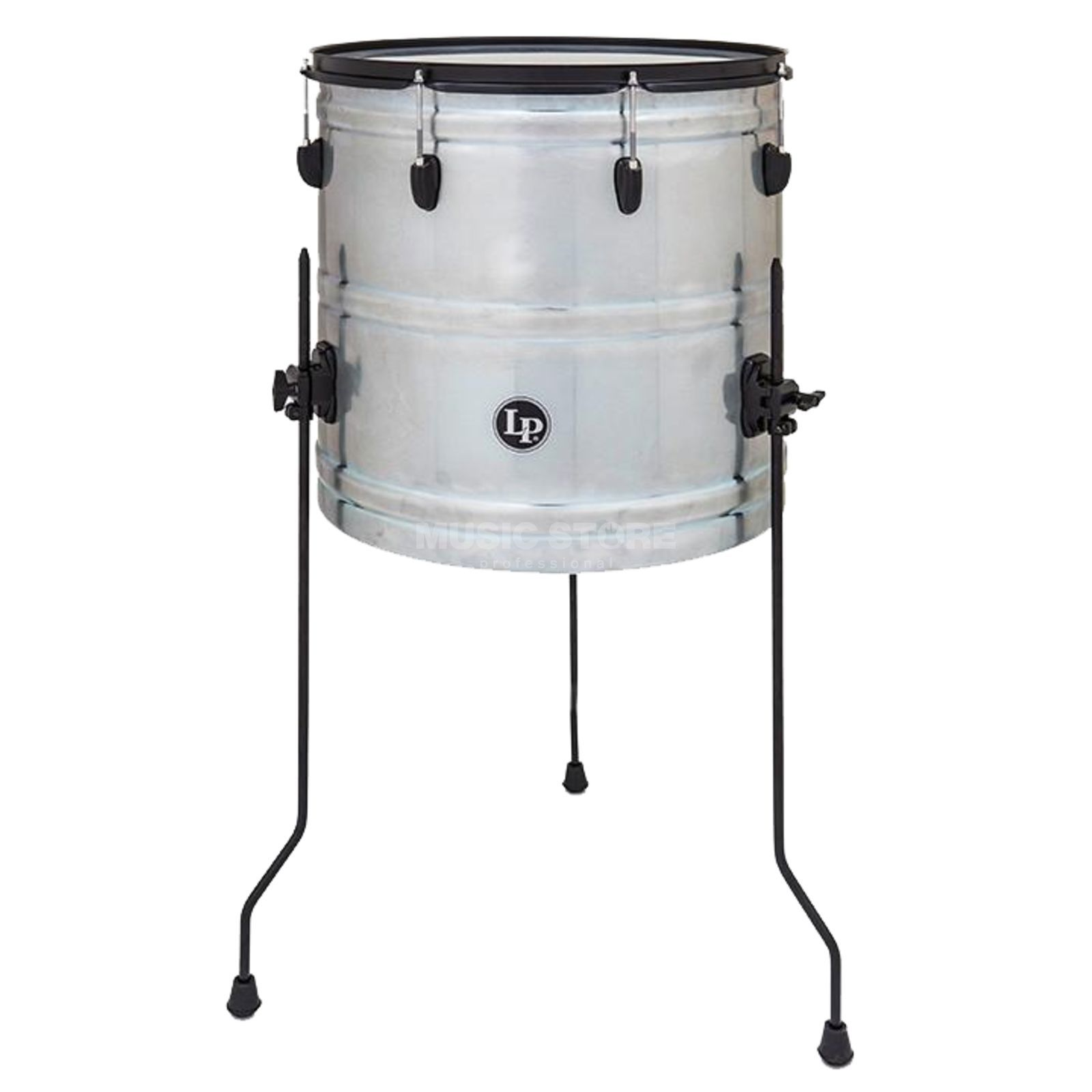 "Latin Percussion Street Can Drum LP1618, 18"", Raw Series Produktbild"