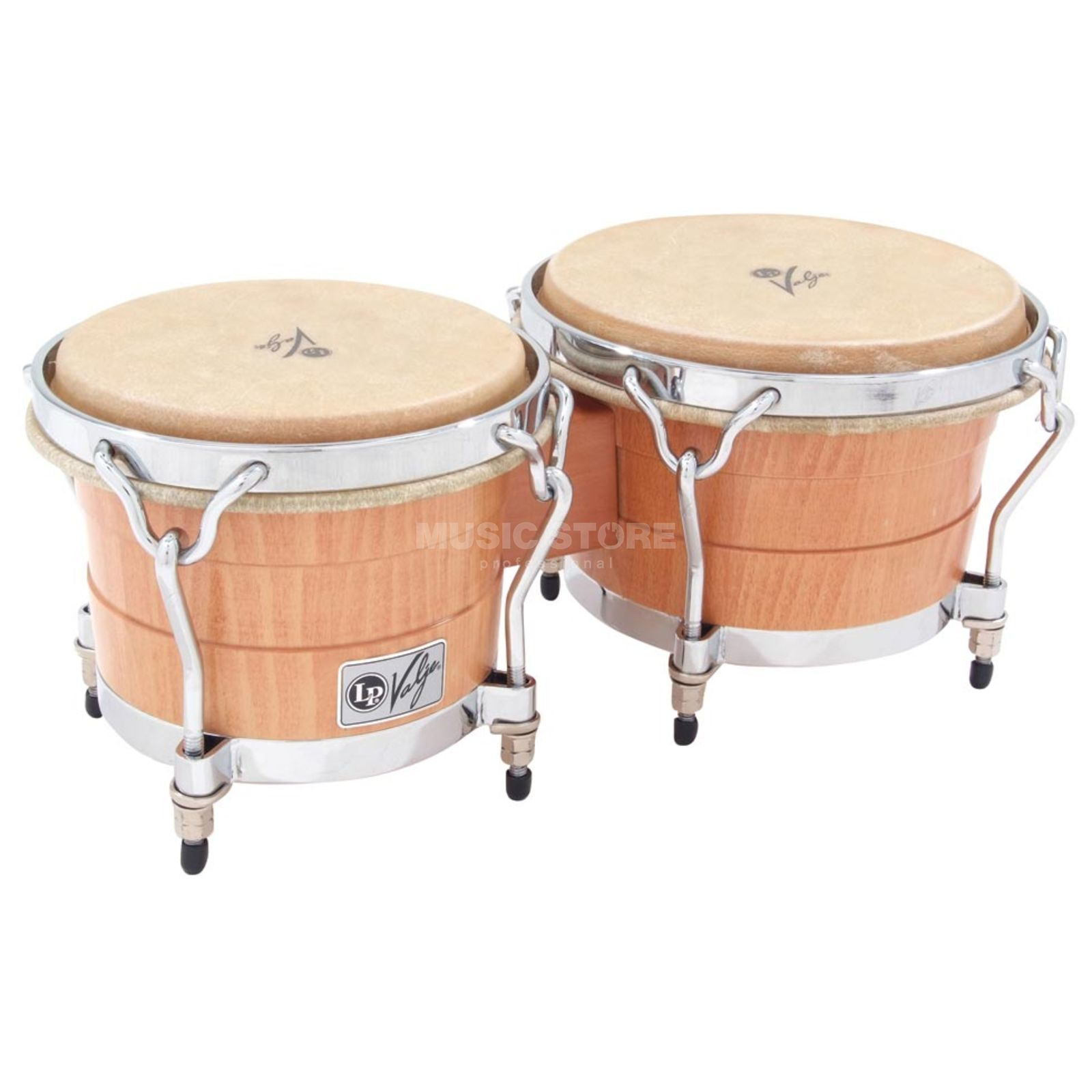 Latin Percussion Valje Bongos LP1400-BW, Beech Wood Produktbild