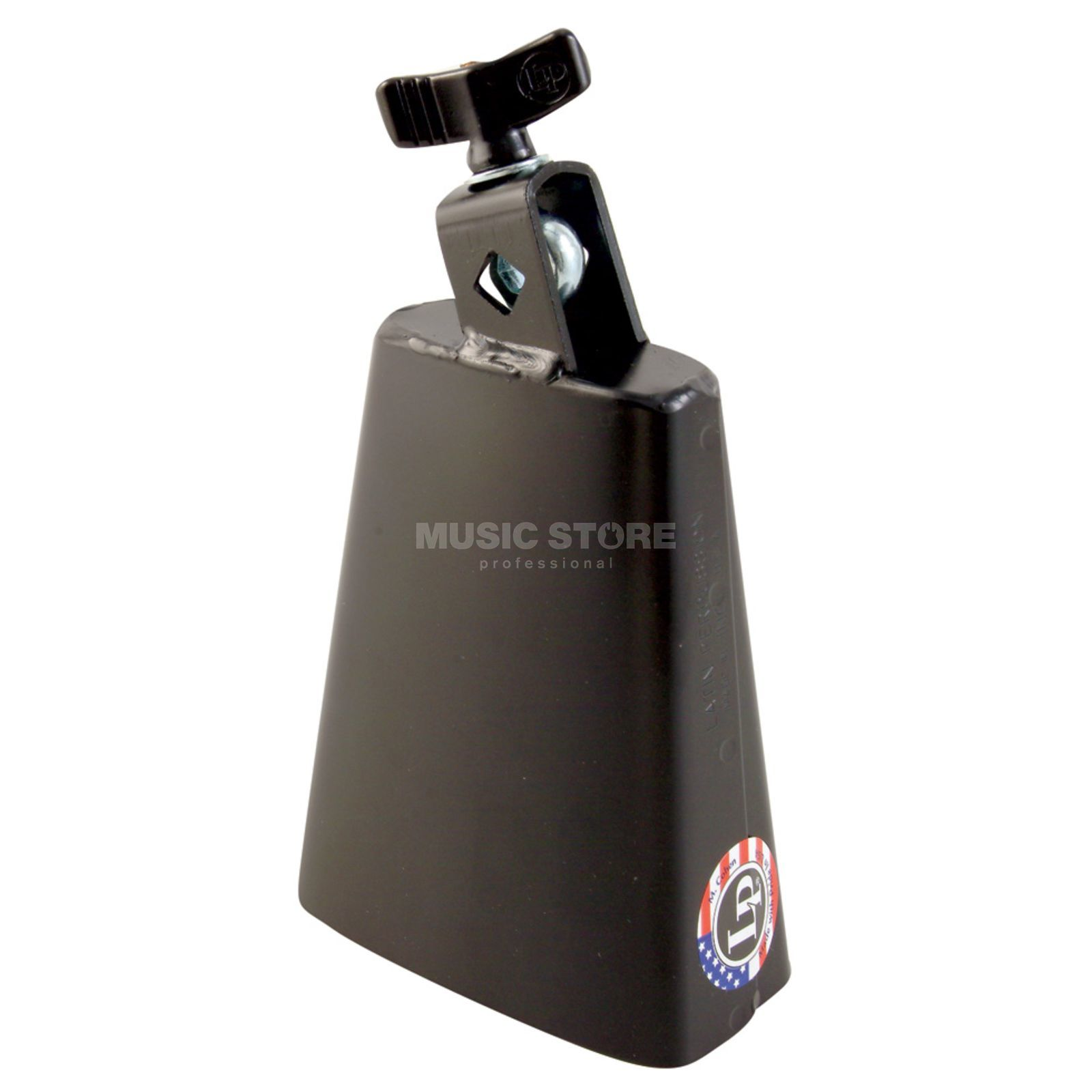 Latin Percussion zwart Beauty Cowbell LP228  Productafbeelding