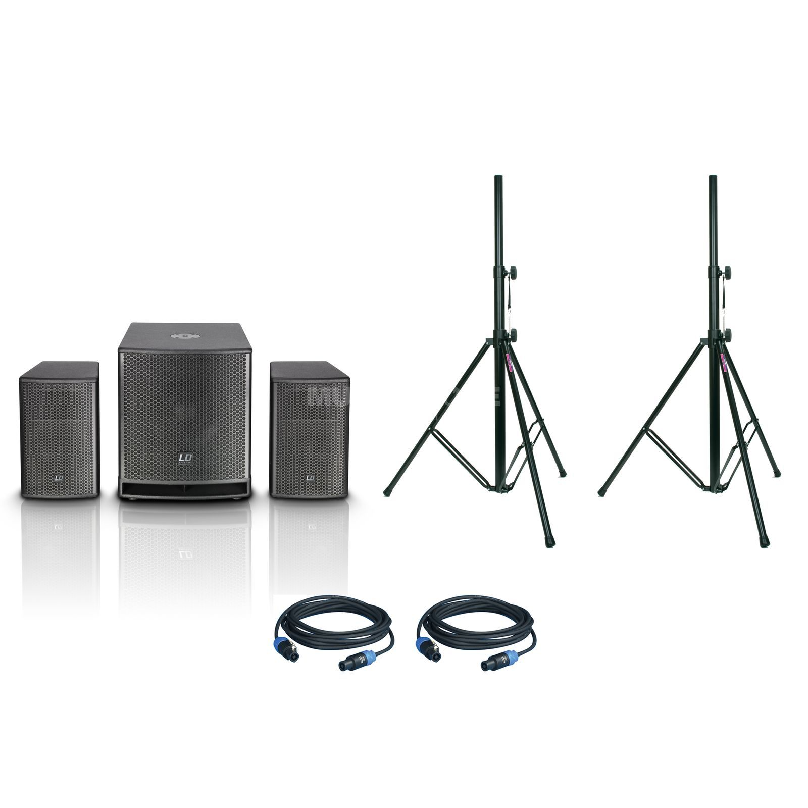 LD Systems Dave 12 G3 Basic 1 - Set Produktbild