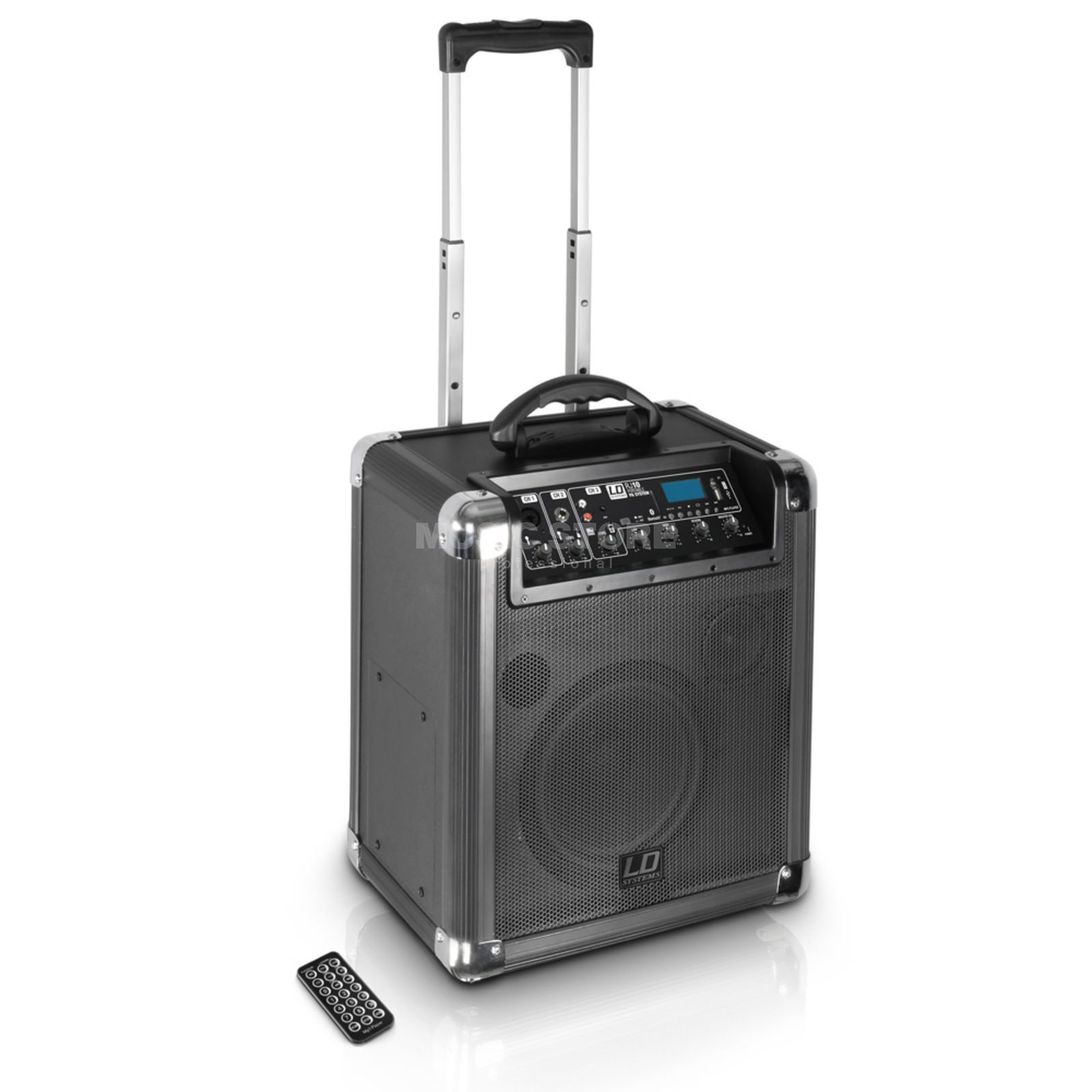 LD-Systems Roadjack10 mobiler PA-Speaker Product Image