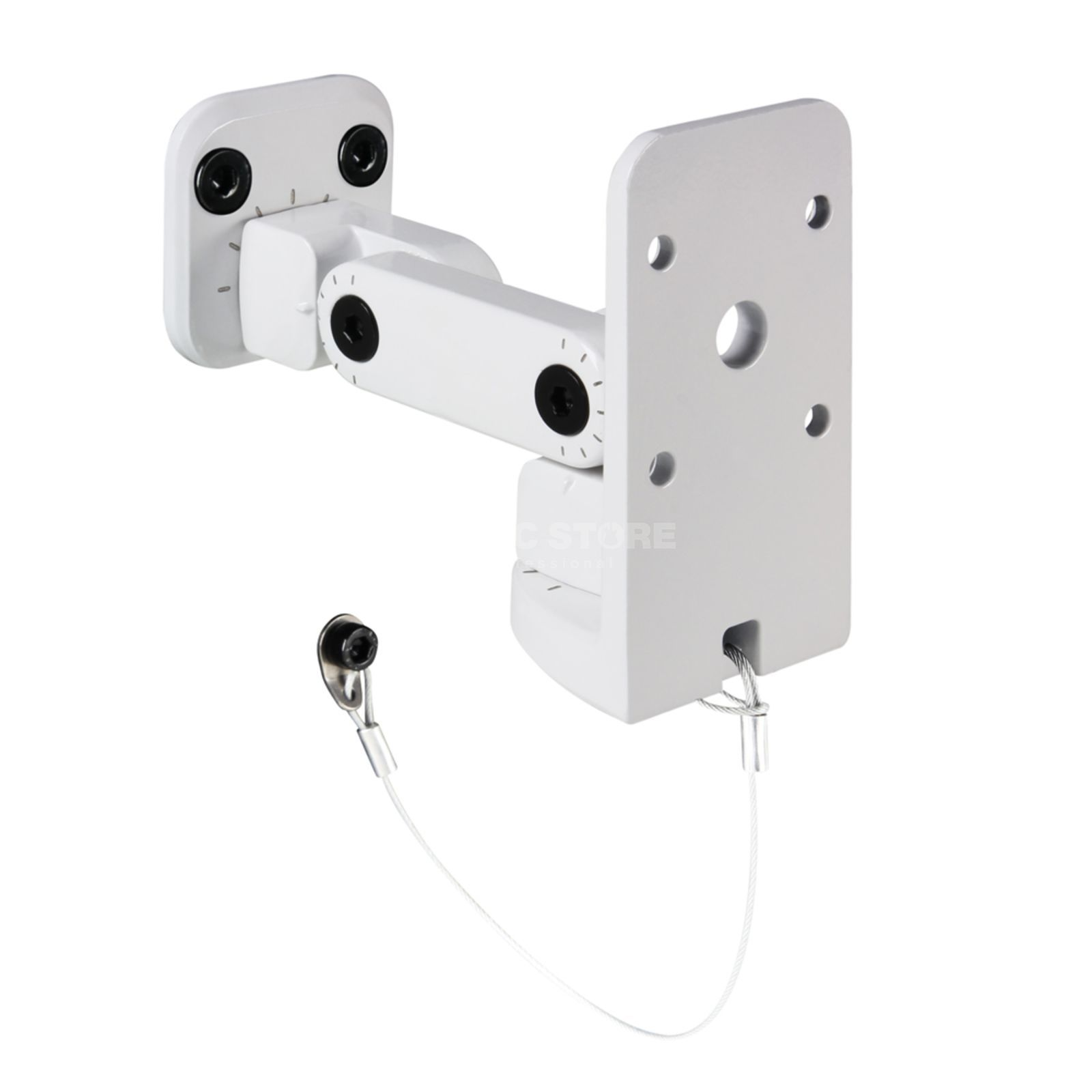LD-Systems SAT WMB 10 W Wall mount for speakers white Produktbillede