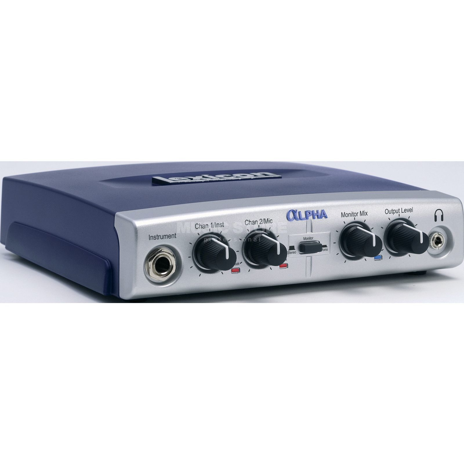 Lexicon Alpha Studio USB Audio Interface Produktbild
