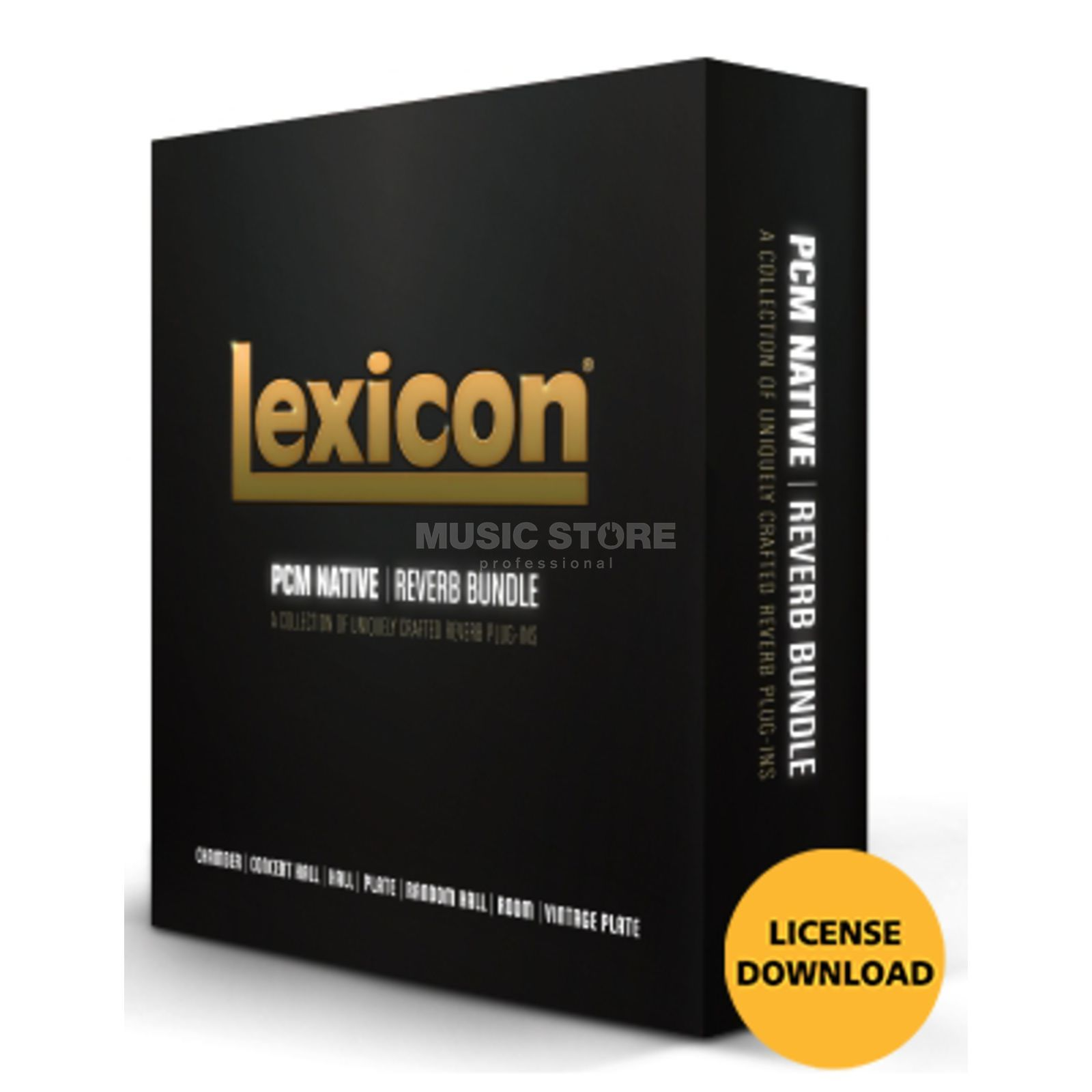 Lexicon PCM Native Reverb Bundle Plug In - Download license Produktbillede