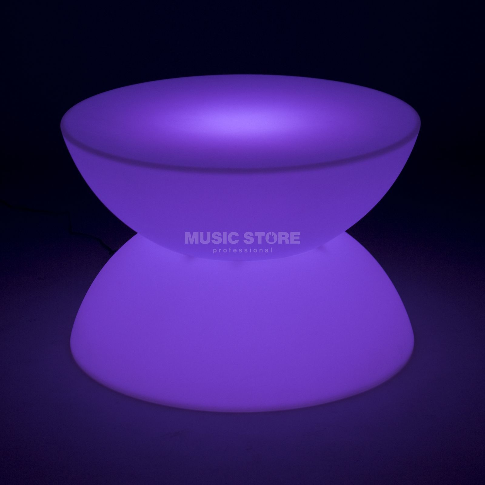 lightmaXX chilLED TABLE TWIST SPHERE IR 60cm, 40cm Höhe, IP65 Product Image