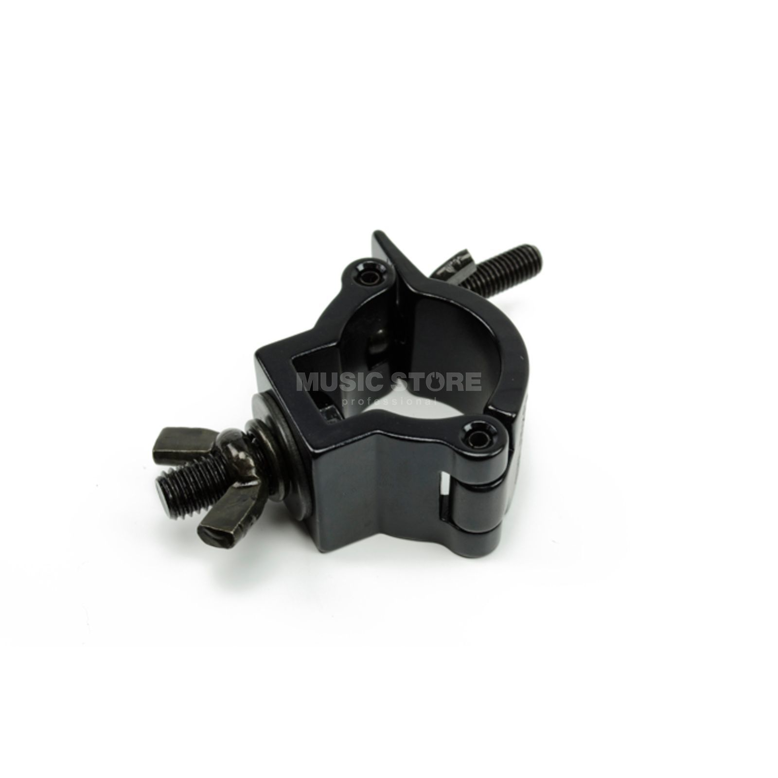 lightmaXX Half Coupler Black 32-35mm TÜV,75kg Produktbild
