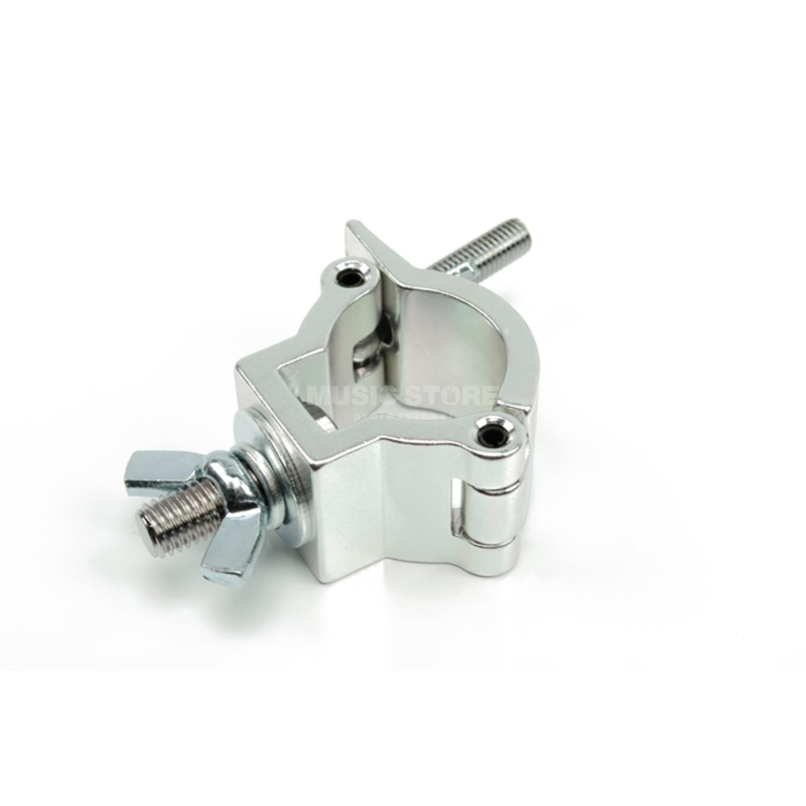 lightmaXX Half Coupler Silver 32-35mm TÜV,75kg Product Image
