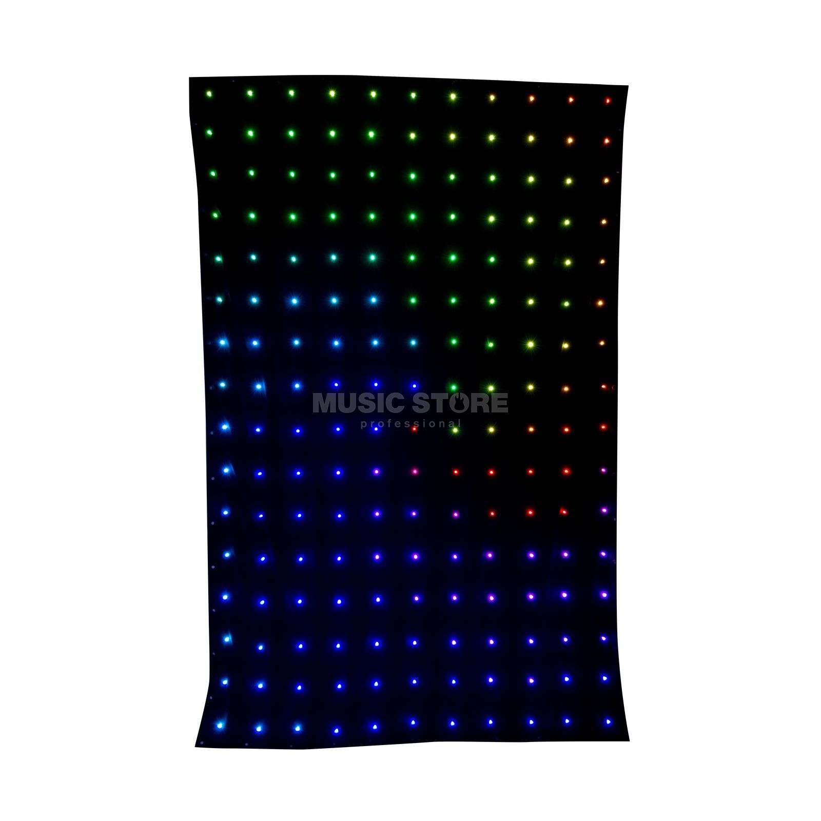 lightmaXX LED DROP I RGB Matrix 1x2m, incl. Controller & Bag Produktbillede