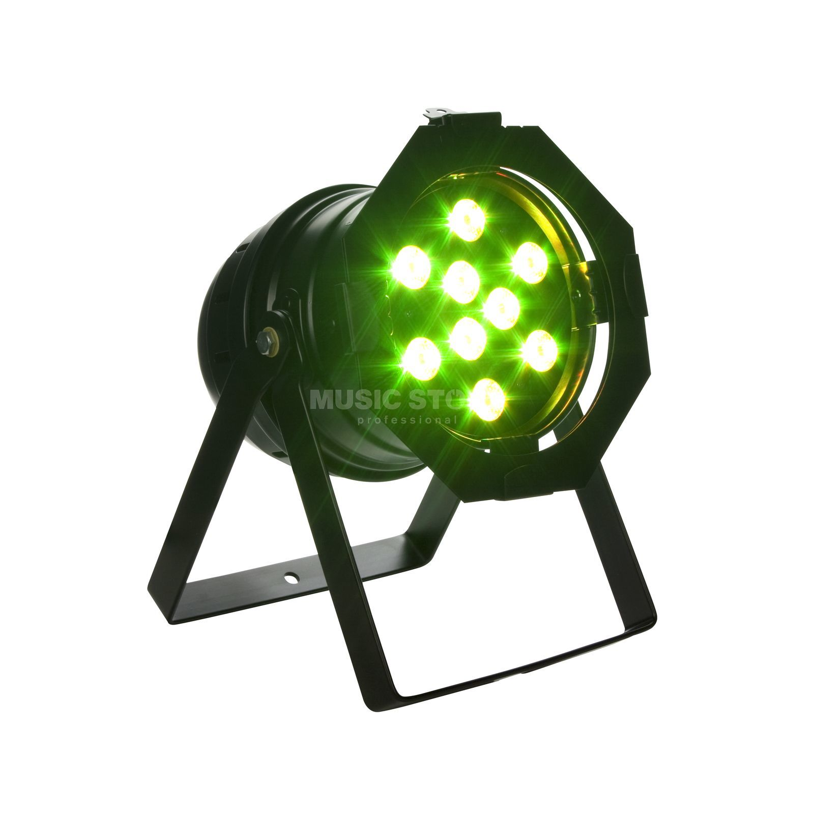 lightmaXX LED PAR 56 TRI black 9x 3W RGB-TRI LEDs Produktbild