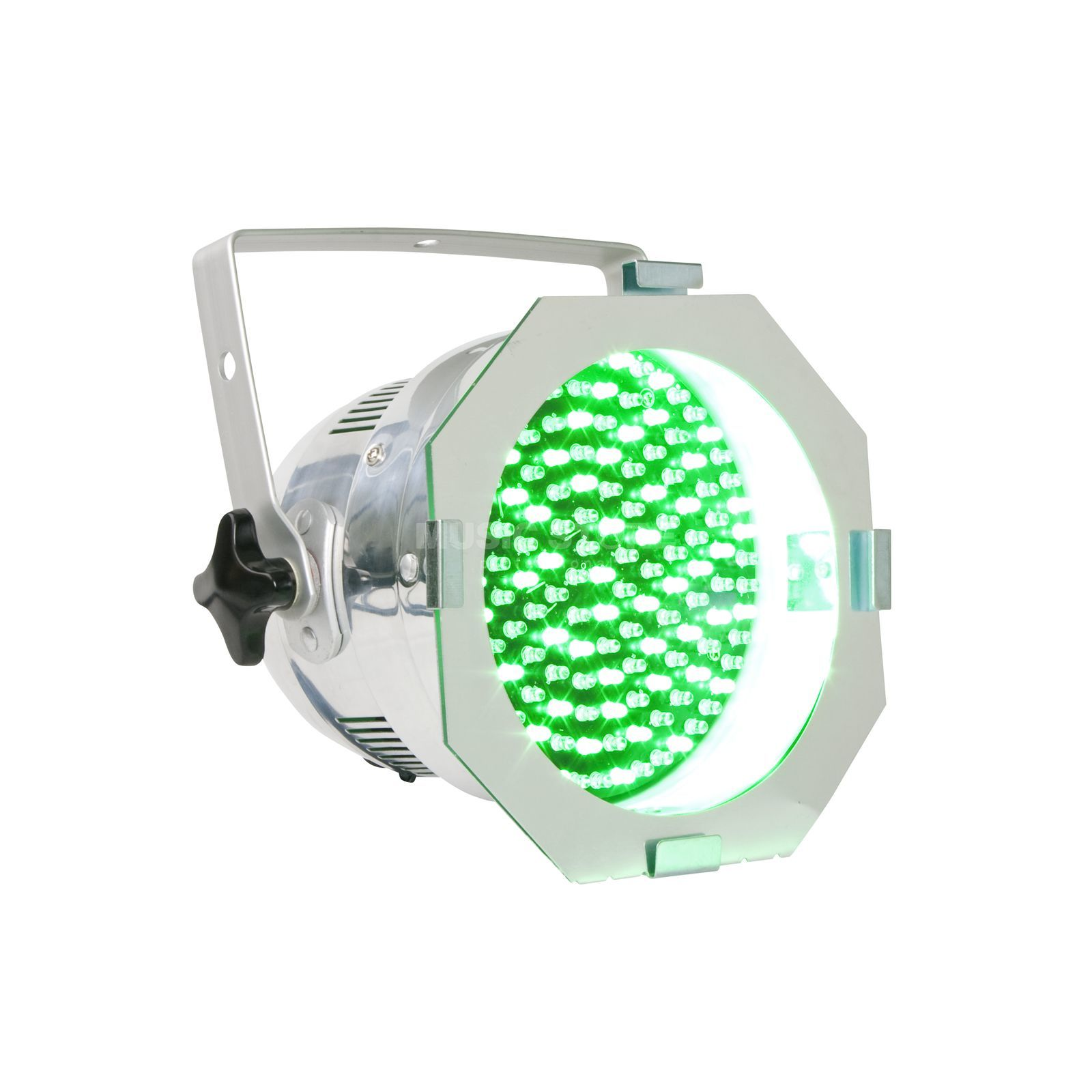 lightmaXX LED Par 64 RGB Polished Short 5mm LEDs Produktbillede