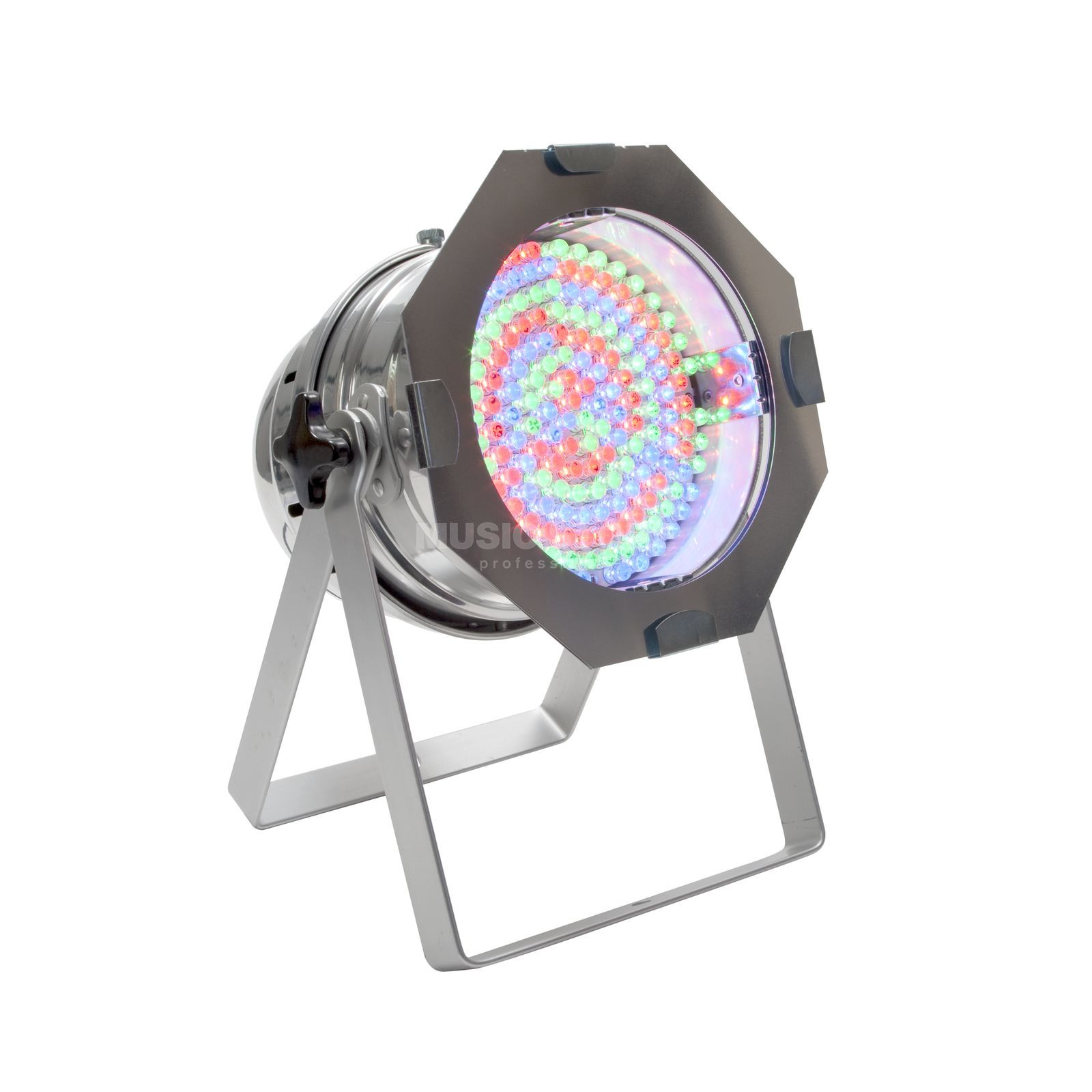 lightmaXX LED Par 64 RGB Short Polish 10mm LEDs Produktbillede