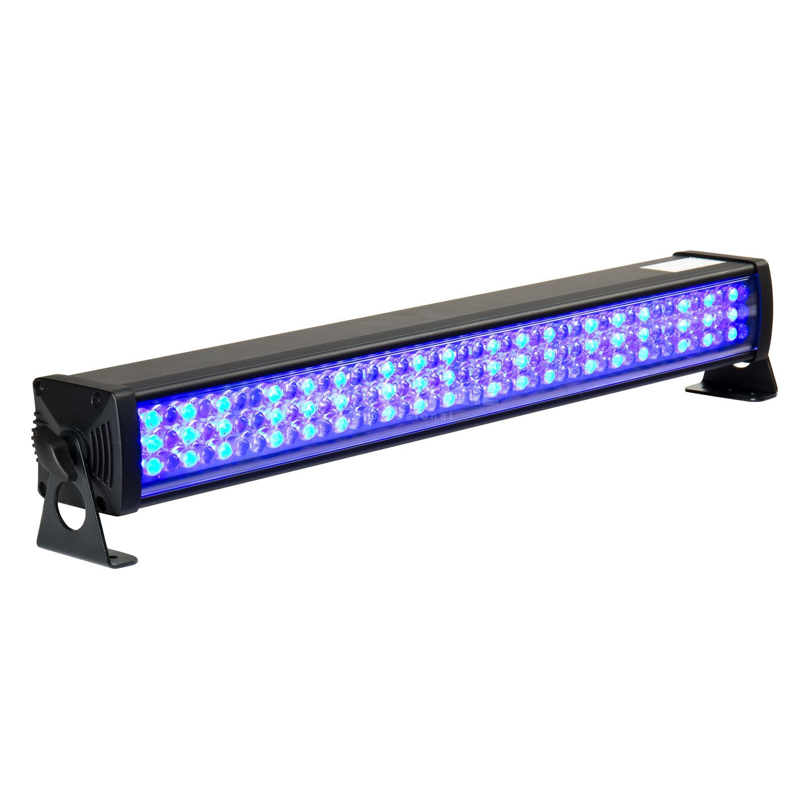 lightmaXX LED RGB Color Bar Short 126x10mm LEDs DMX Wall Washer Produktbillede