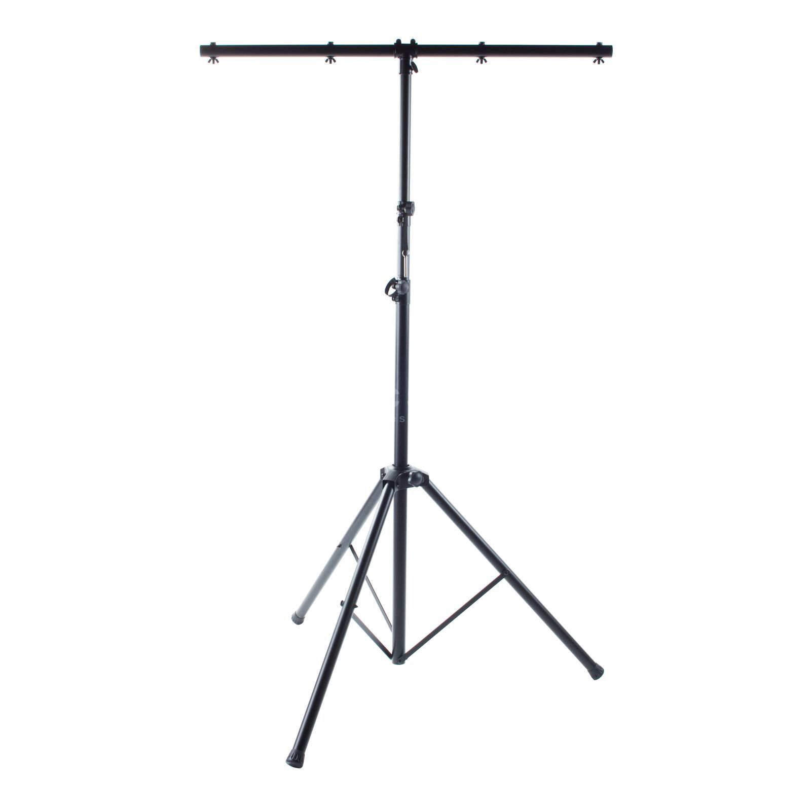 lightmaXX LS-20 Steel DJ Lighting Stand 1.45-3.25 Metres incl. T-BAR Produktbillede