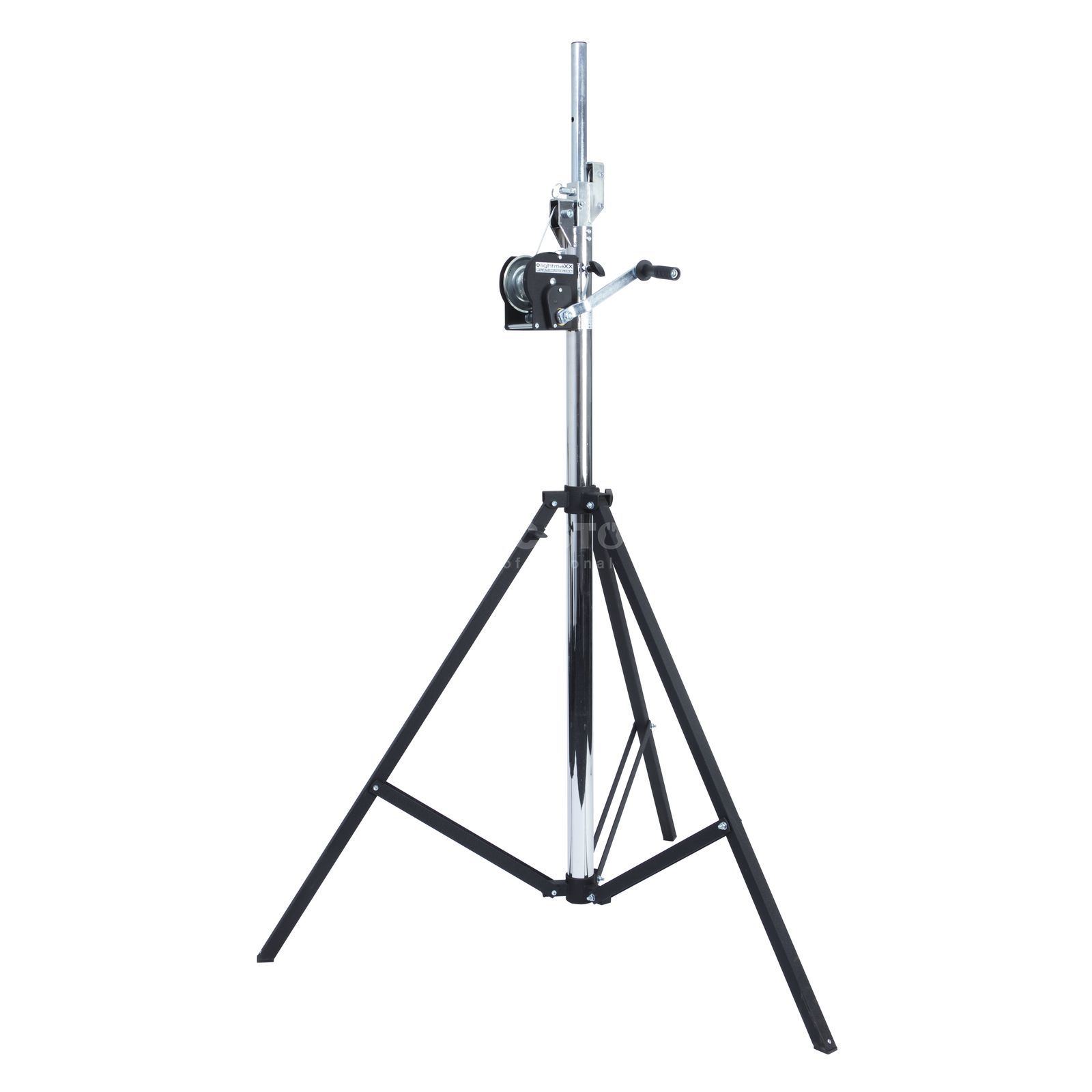 lightmaXX LS-4000 PRO WIND-UP STAND 4m, TV-spigot, TÜV/GS, 85kg Product Image