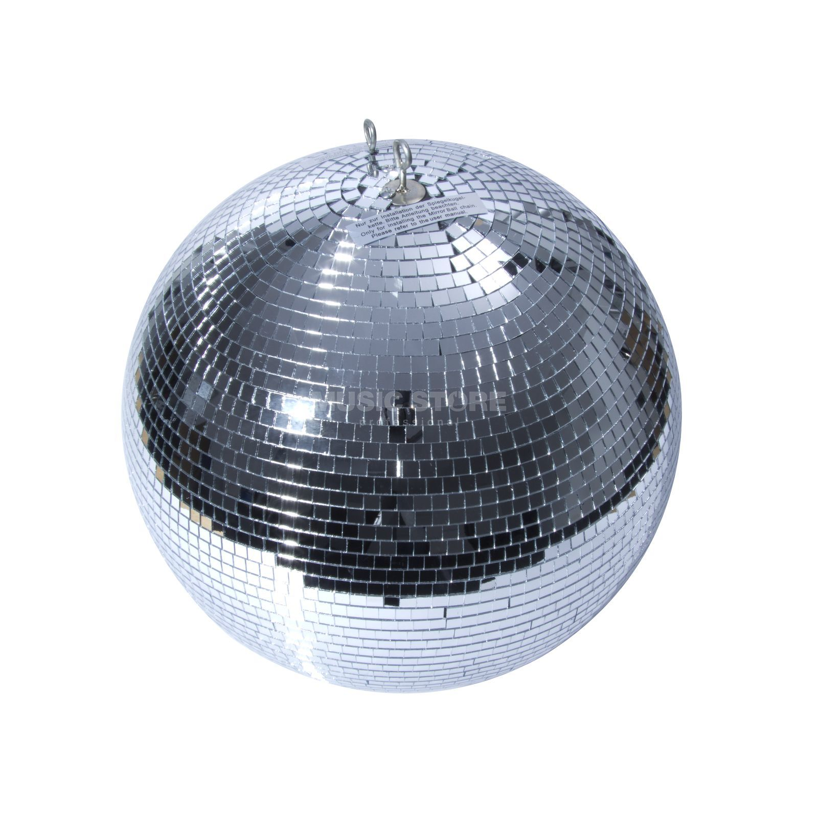 lightmaXX Mirrorball 20cm, Professional 10x10mm Reflectors Produktbillede