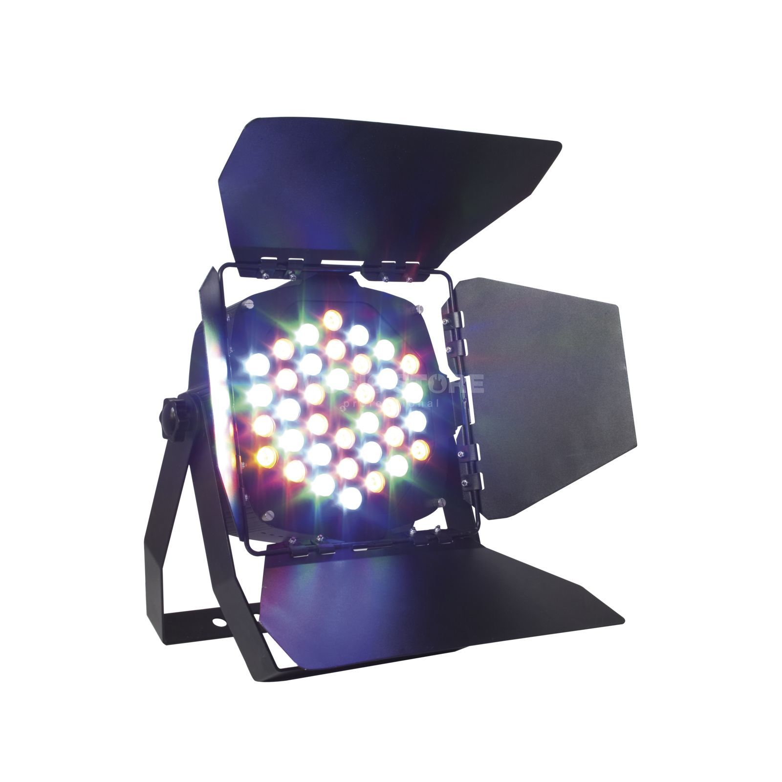 lightmaXX Multi Color Spot High Power 36x1W, RGBA Produktbillede